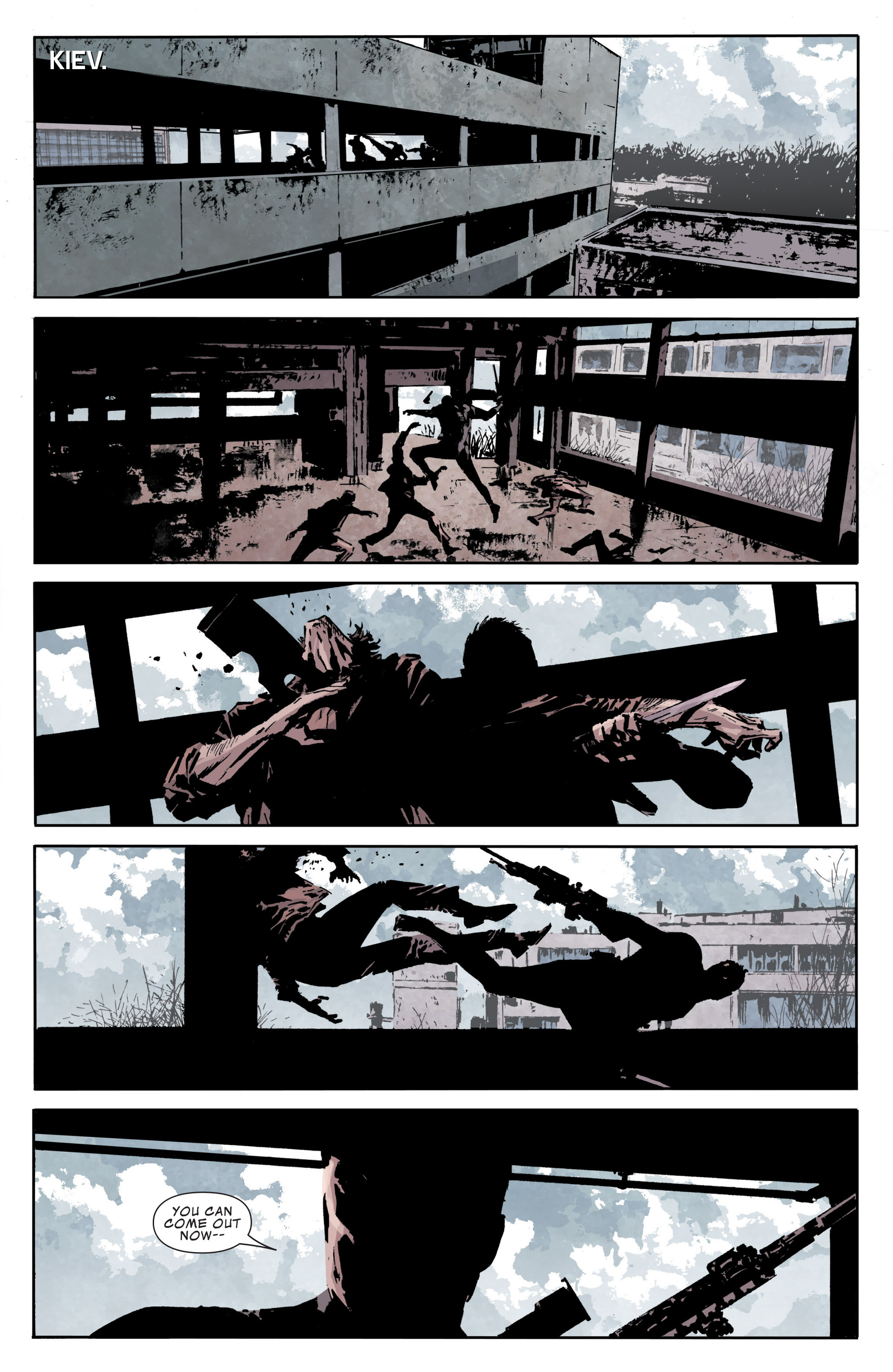 Read online Secret Avengers (2013) comic -  Issue #9 - 20