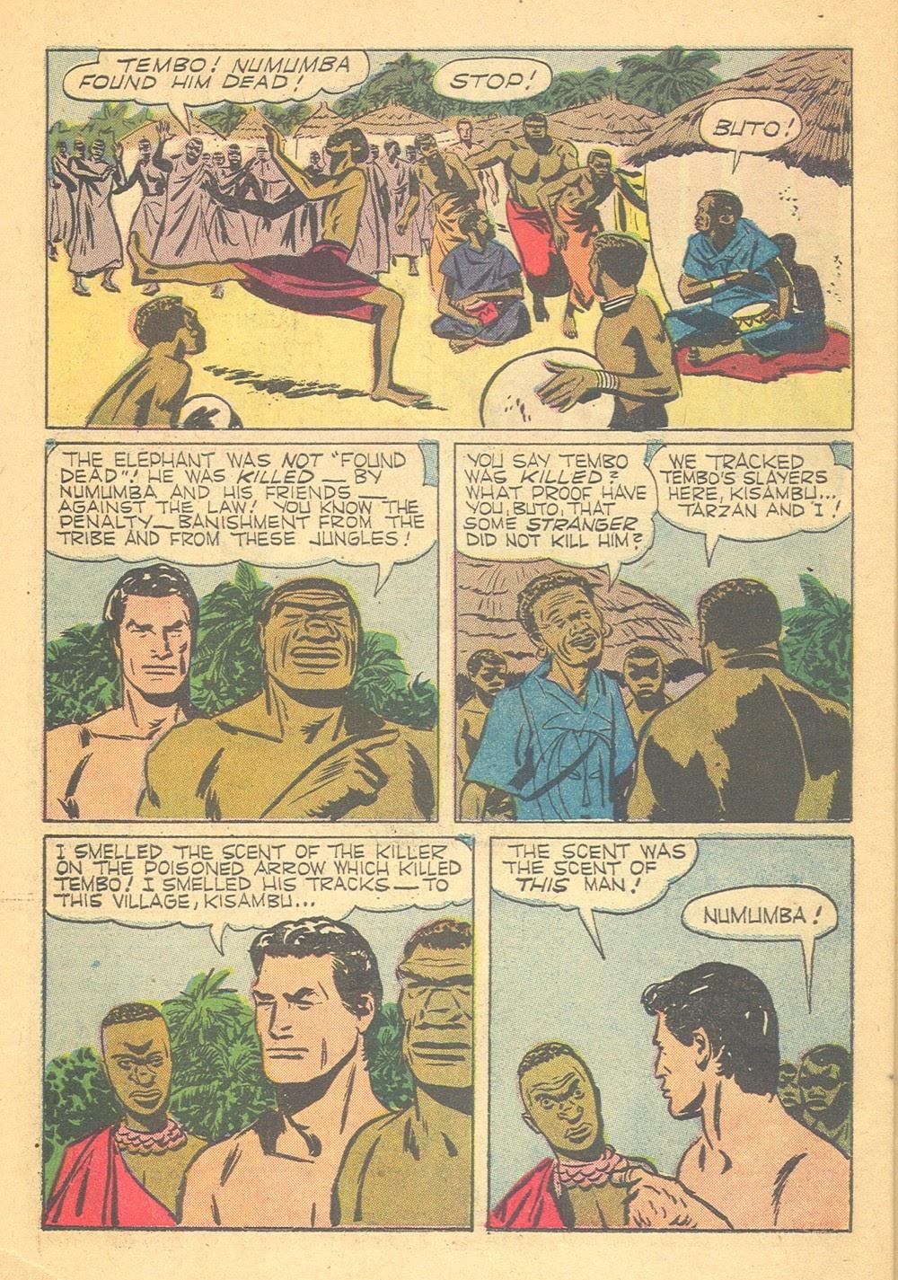 Tarzan (1948) issue 125 - Page 6