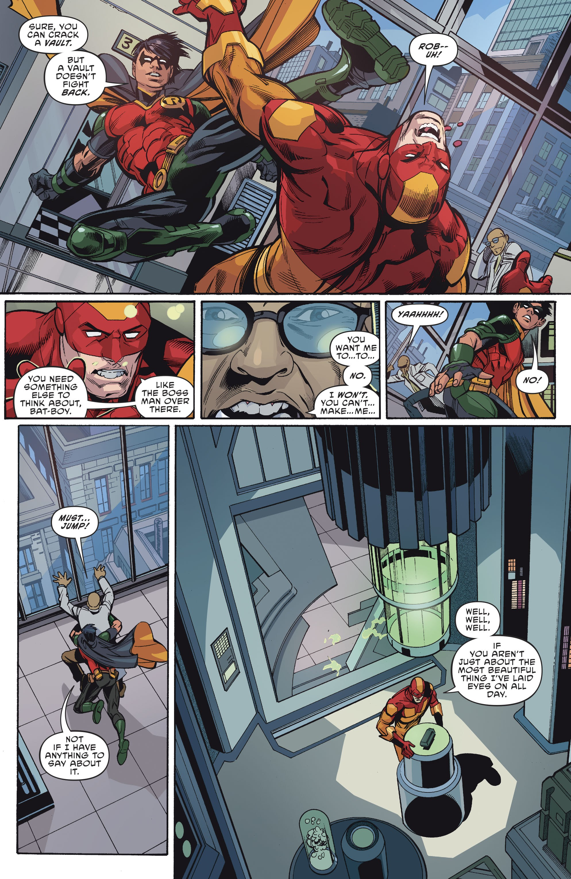 Titans: Burning Rage #1 #1 - English 10
