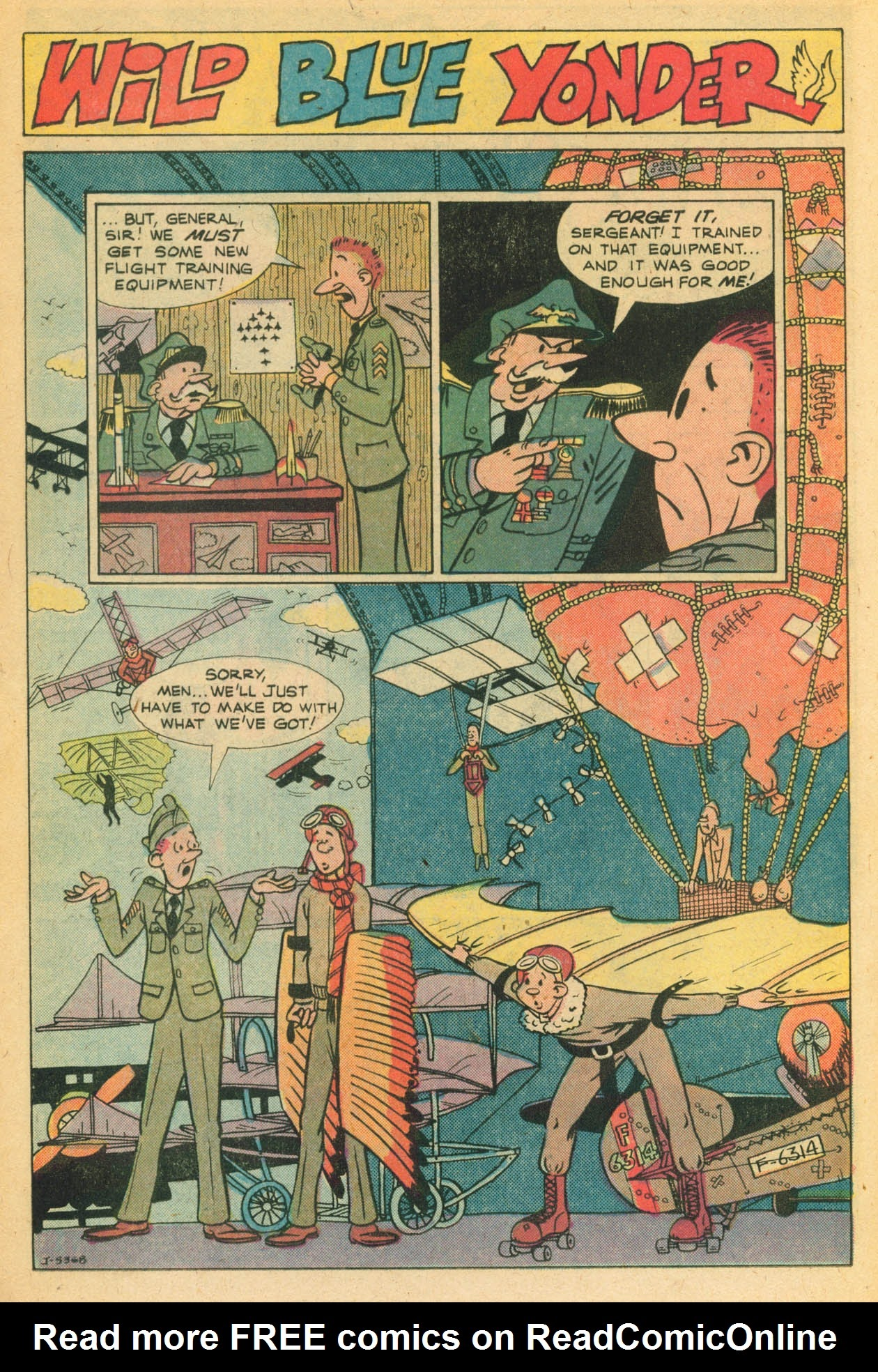 Read online Sgt. Rock comic -  Issue #329 - 22