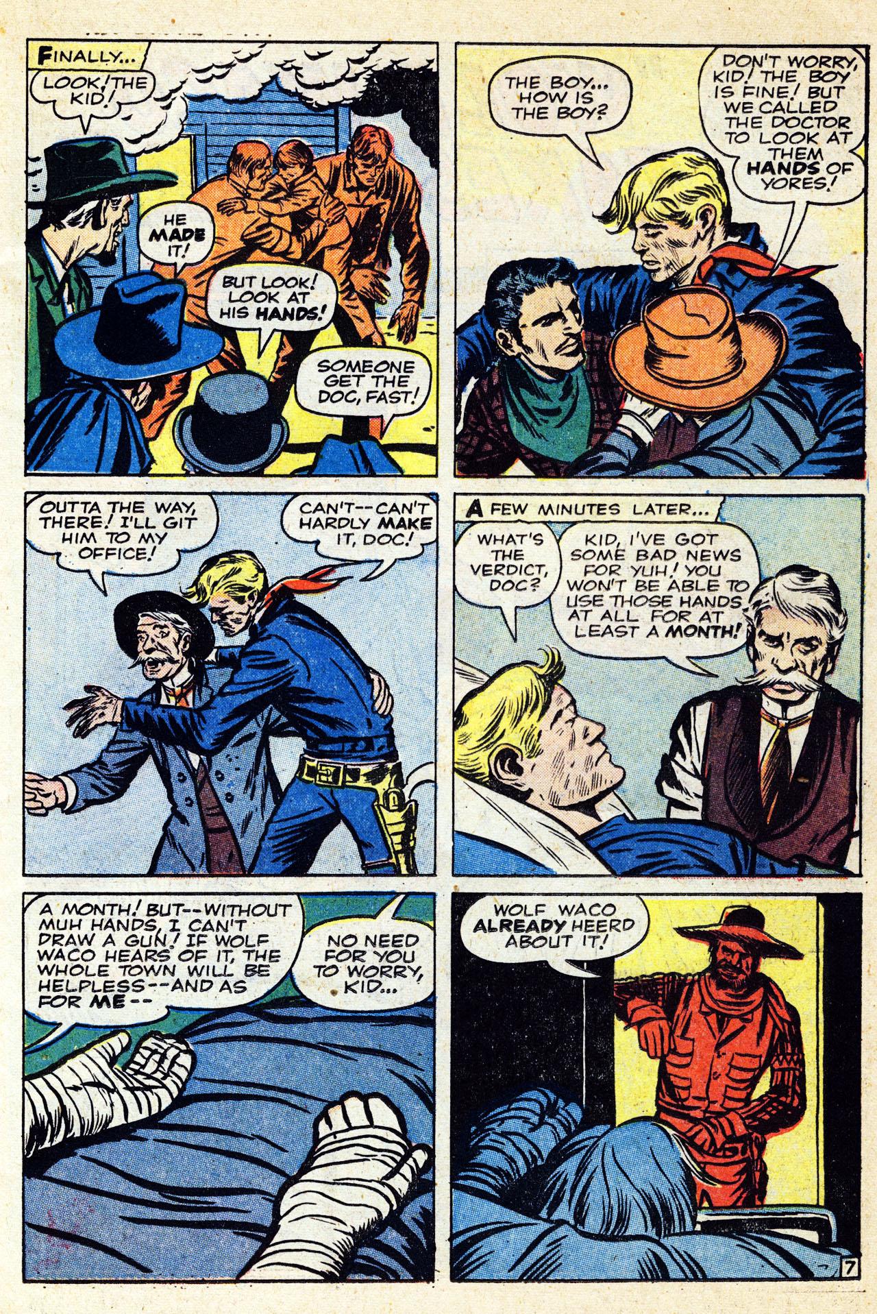 Read online Two-Gun Kid comic -  Issue #59 - 11