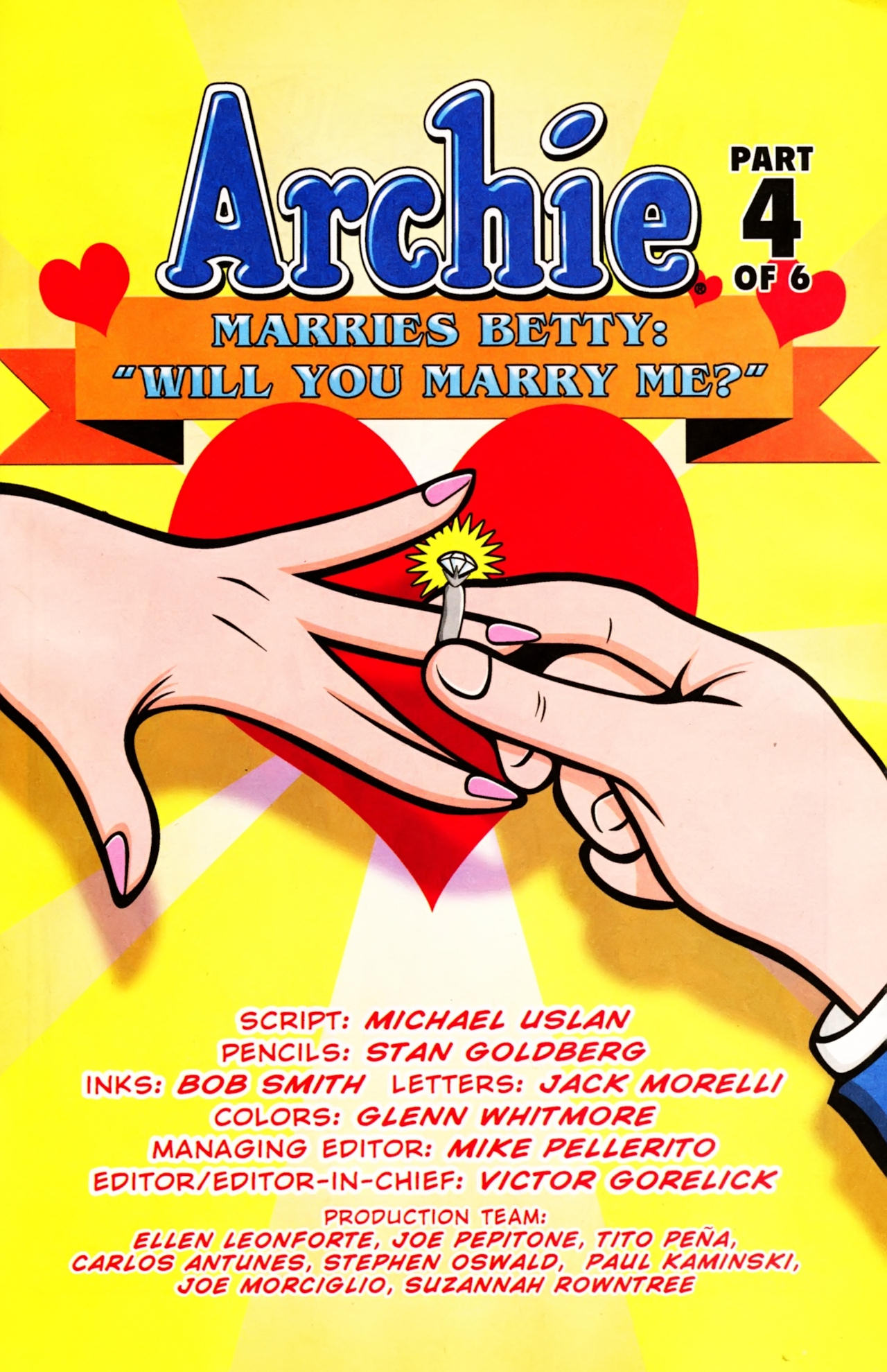 Read online Archie (1960) comic -  Issue #603 - 3