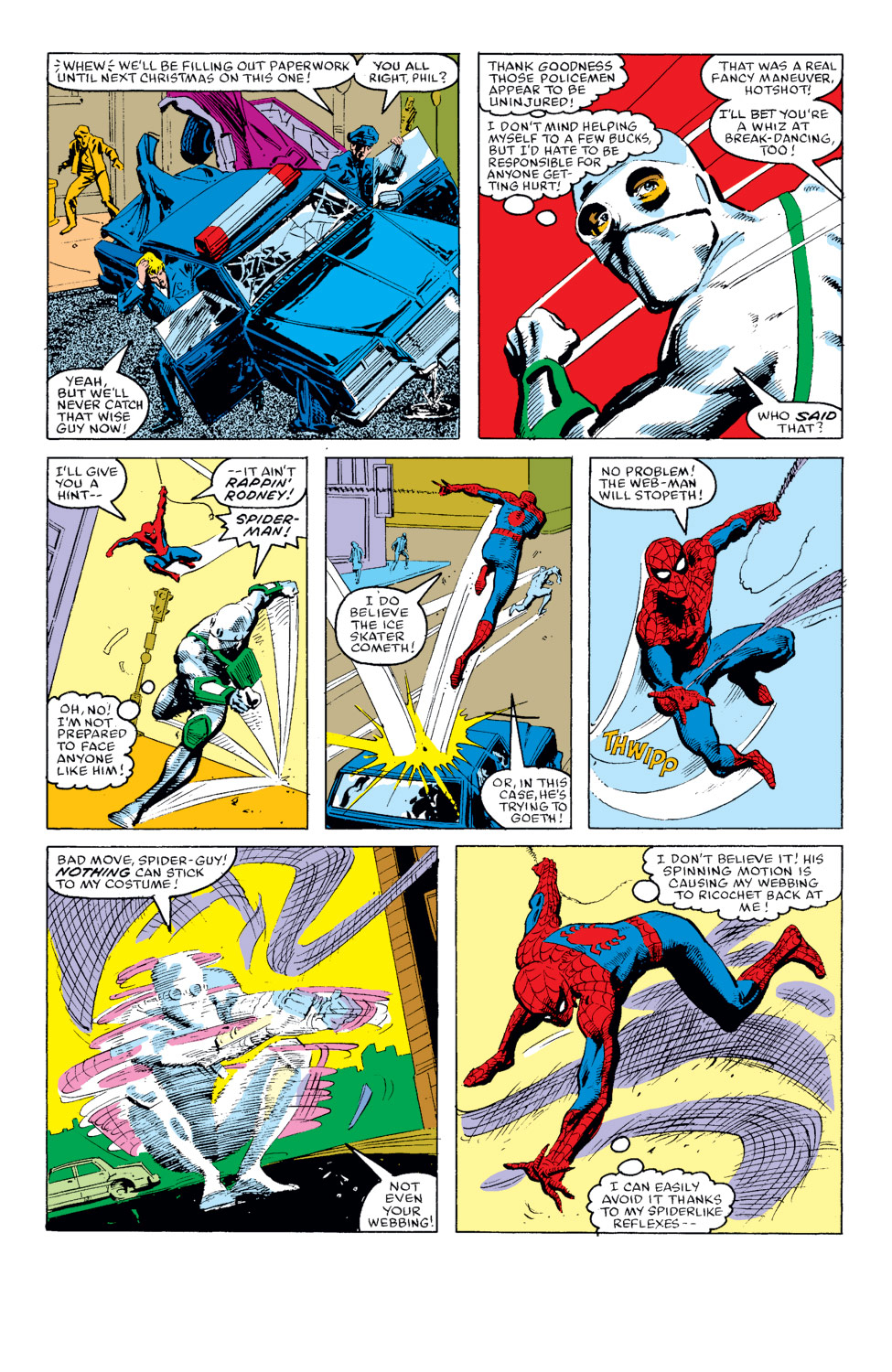 The Amazing Spider-Man (1963) 272 Page 6