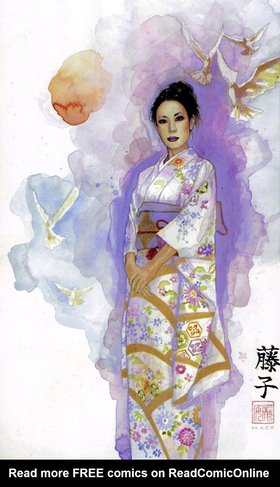 Read online Kabuki: Reflections comic -  Issue #5 - 4