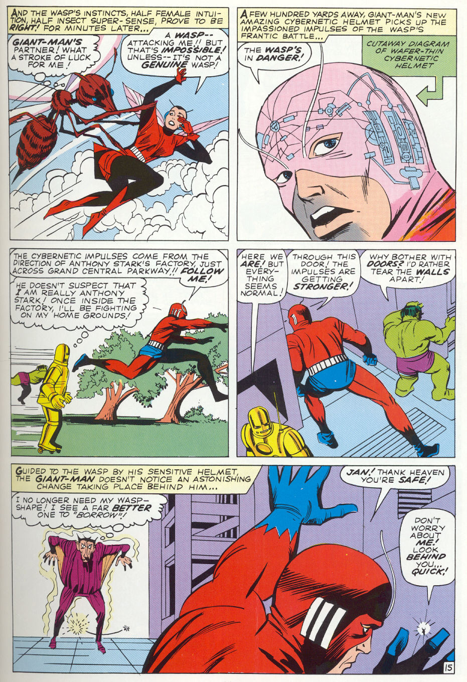 The Avengers (1963) 2 Page 15