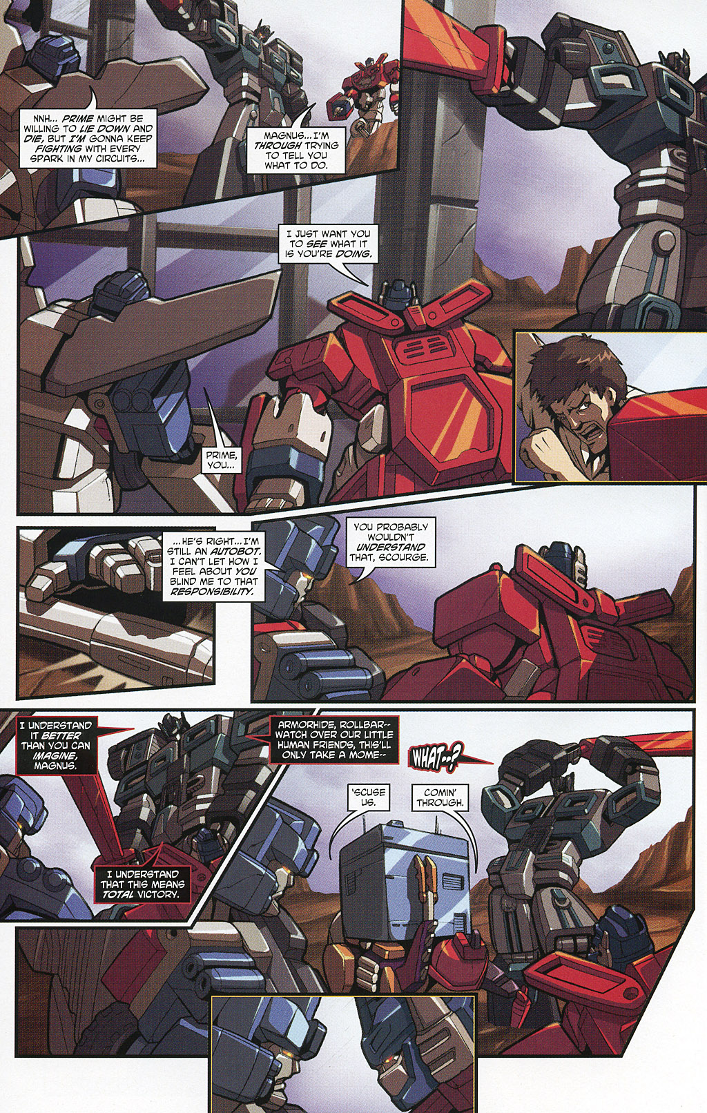 Read online Transformers 20th Anniversary Summer Special comic -  Issue # Full - 29