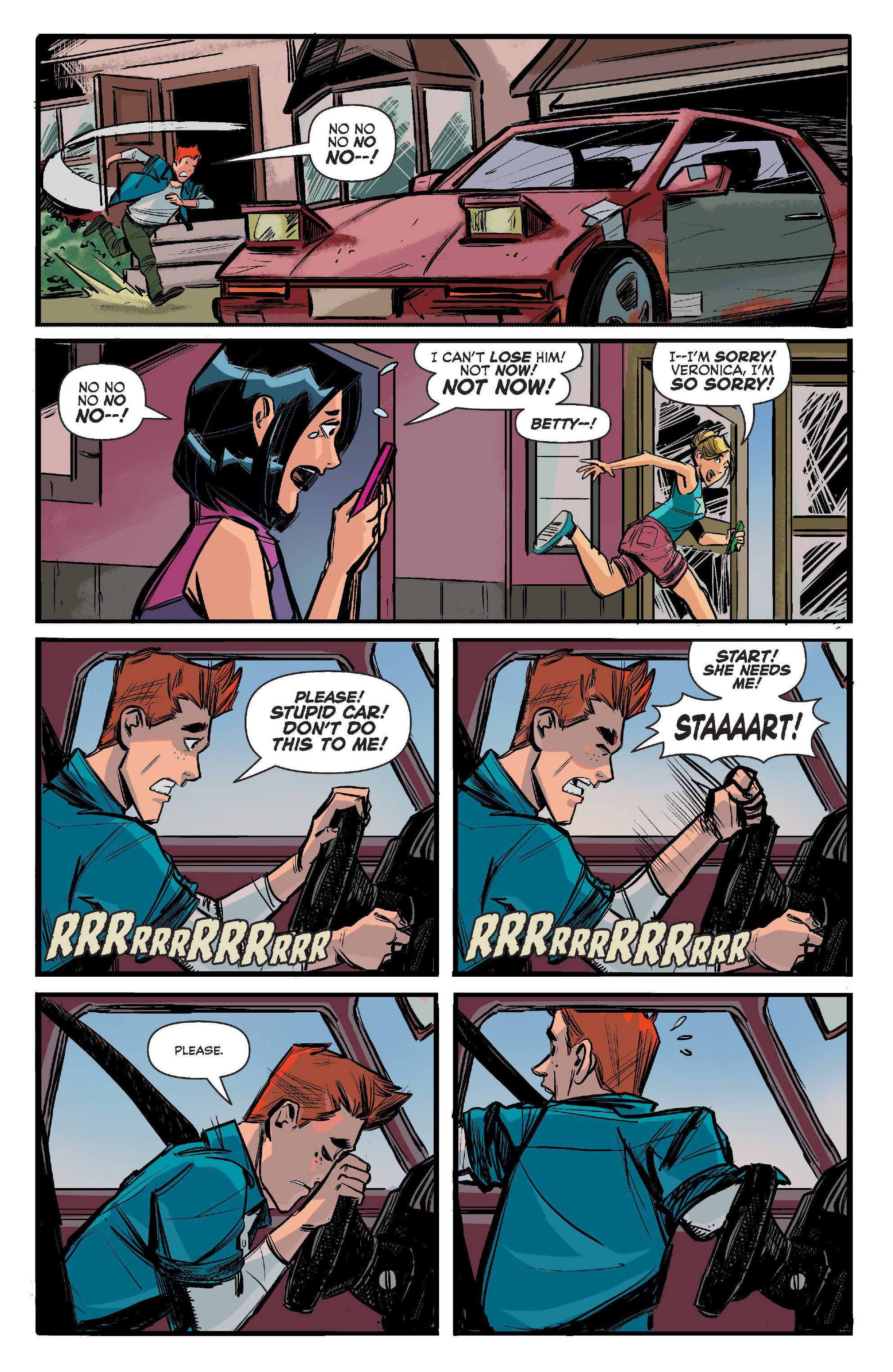 Read online Archie (2015) comic -  Issue #12 - 17
