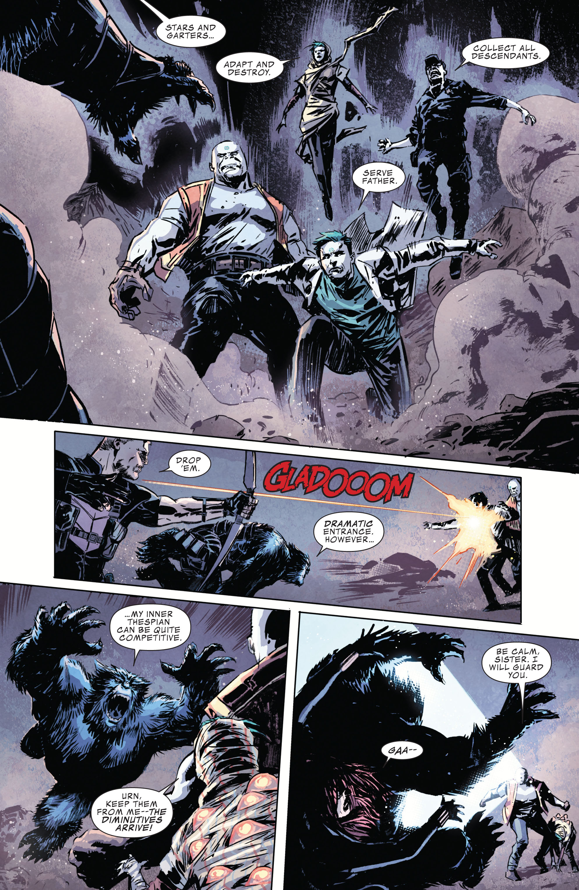 Read online Secret Avengers (2010) comic -  Issue #22 - 16
