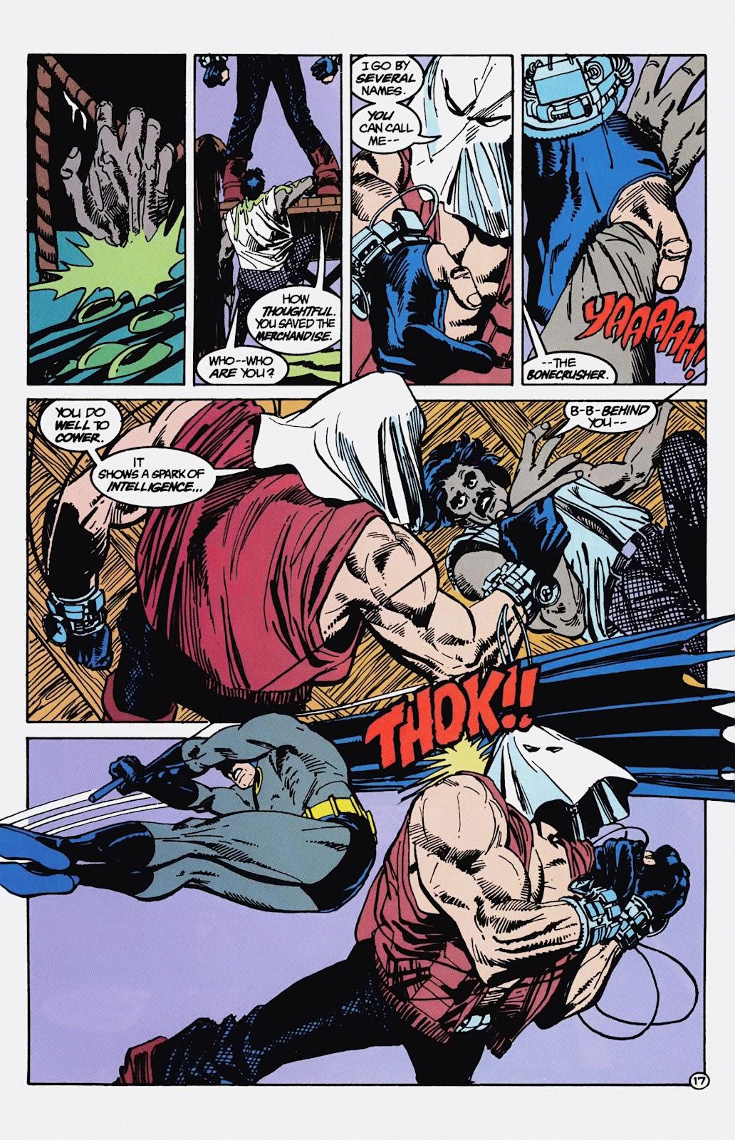 Read online Detective Comics (1937) comic -  Issue # _TPB Batman - Blind Justice (Part 1) - 22