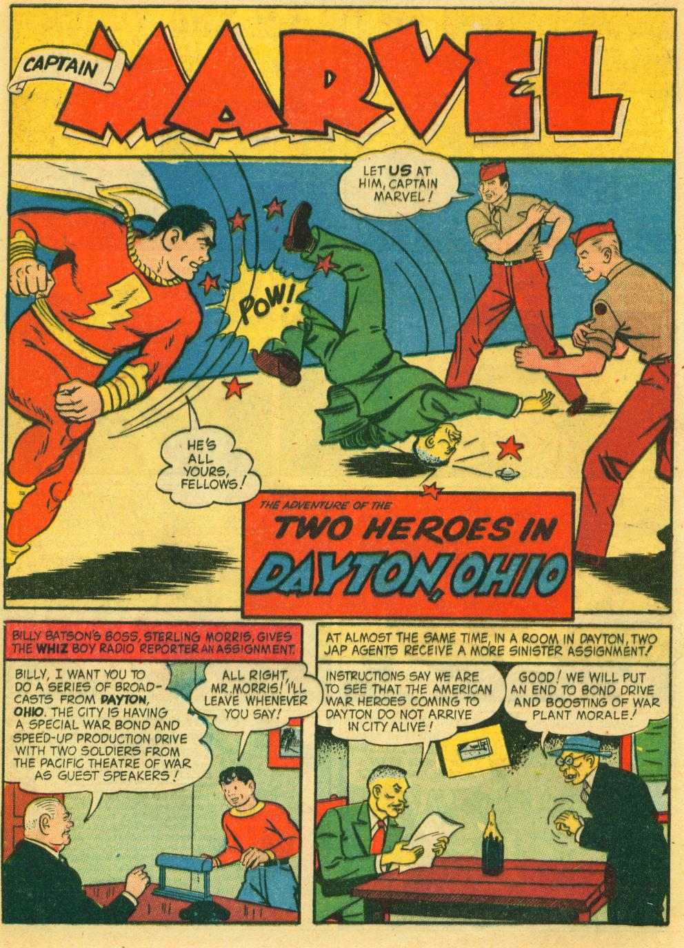 Captain Marvel Adventures issue 41 - Page 20