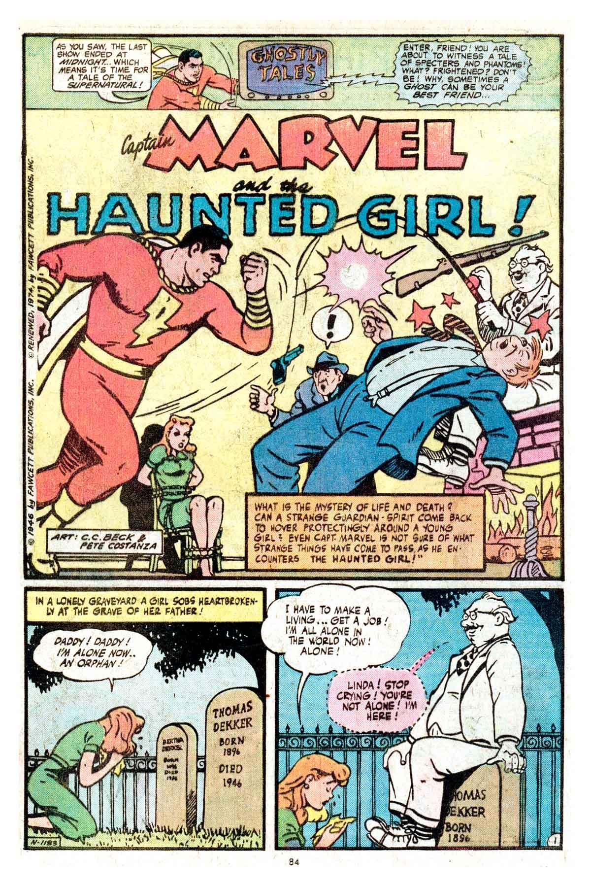 Read online Shazam! (1973) comic -  Issue #17 - 84