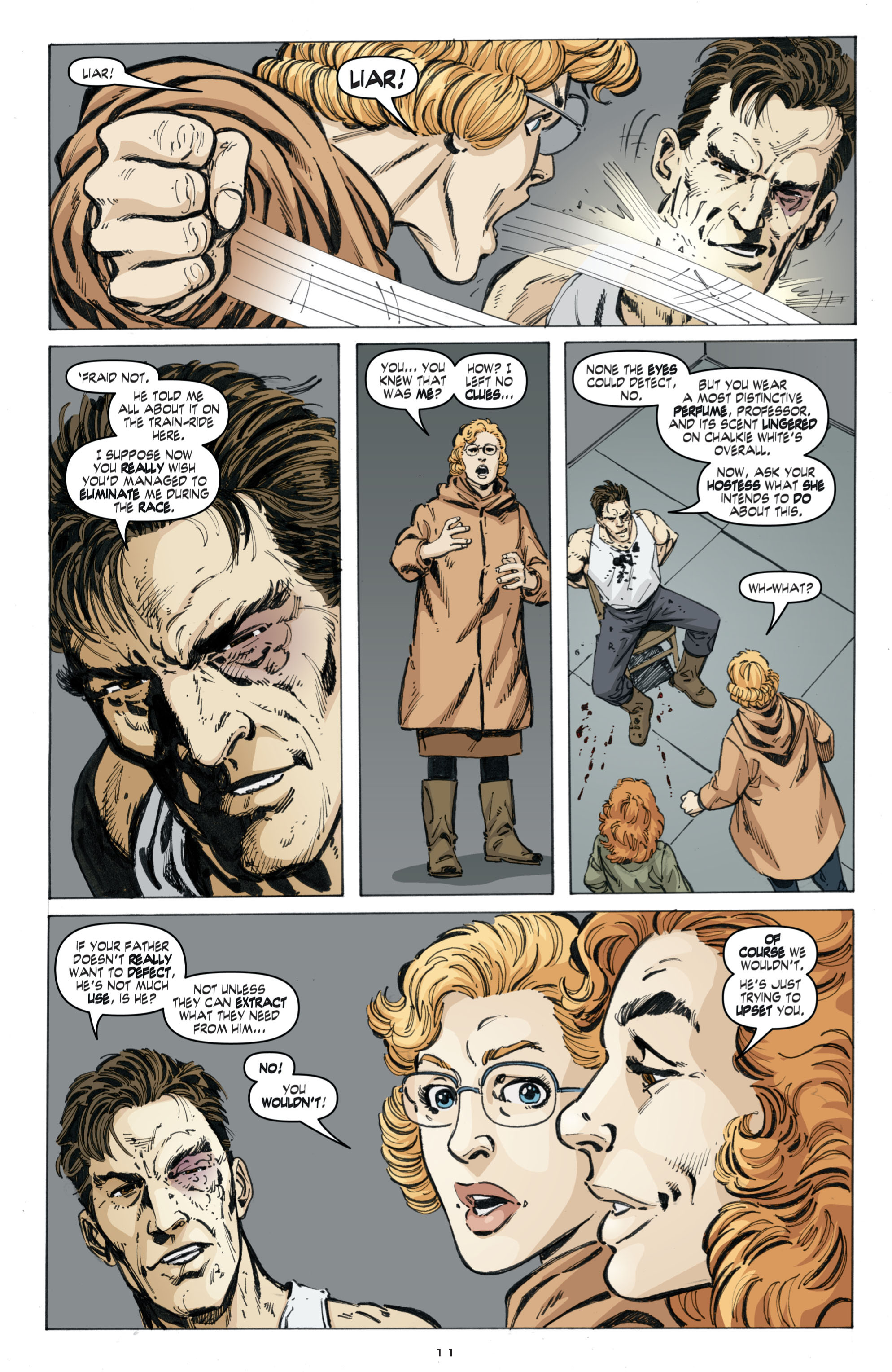 Read online Cold War comic -  Issue # TPB - 95