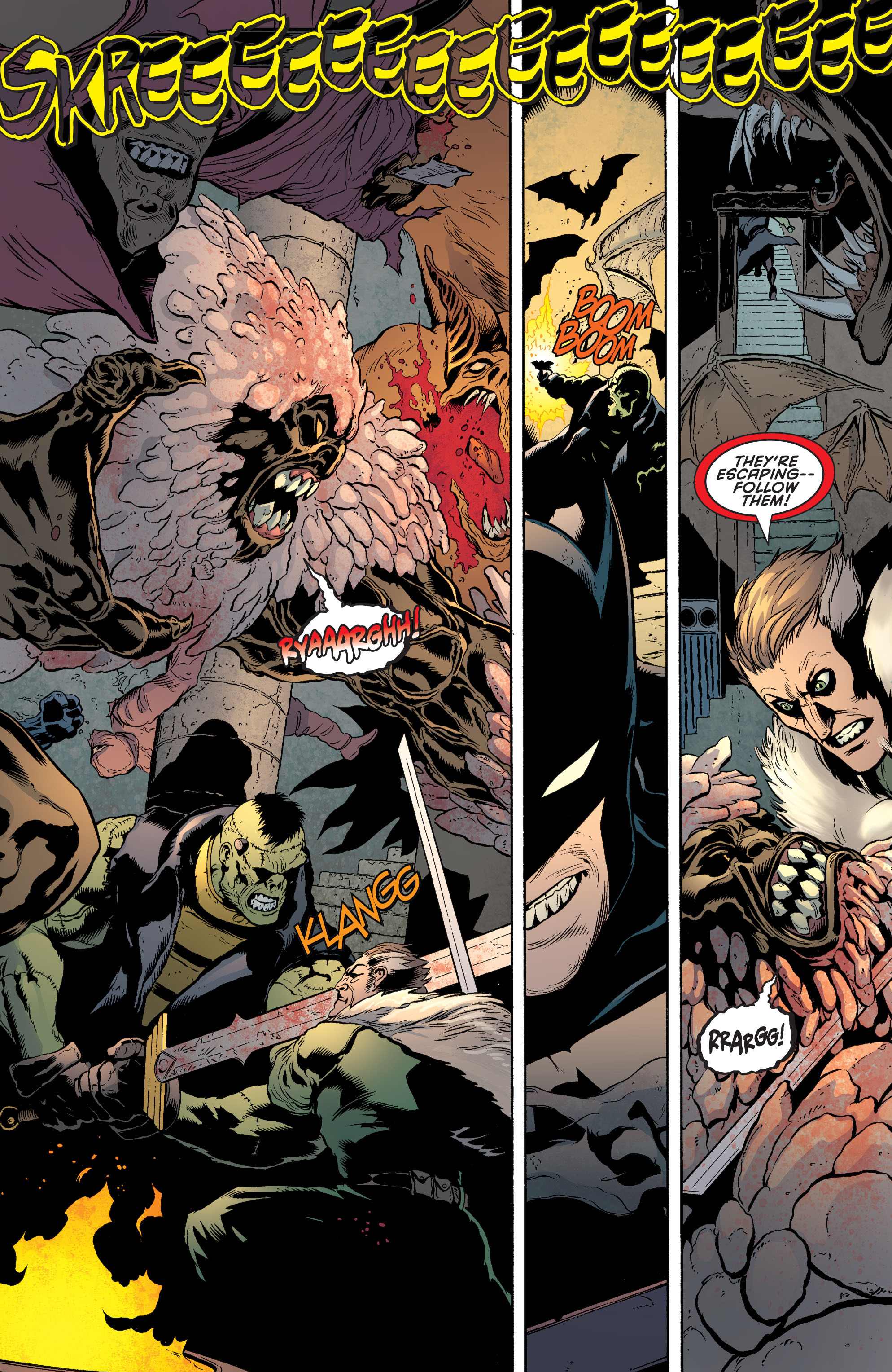 Read online Batman and Robin (2011) comic -  Issue #32 - Batman and Ra's al Ghul - 9