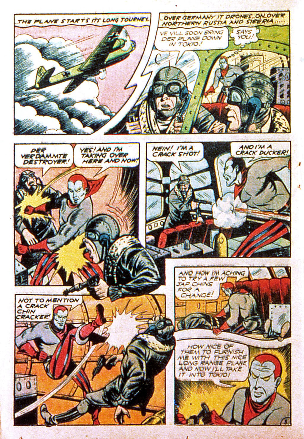 Read online Mystic Comics (1944) comic -  Issue #1 - 30