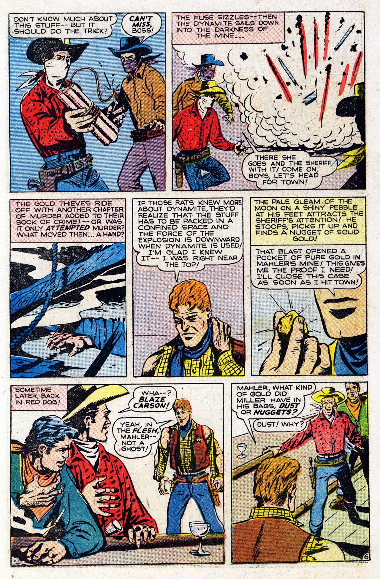 Read online Two-Gun Kid comic -  Issue #7 - 23