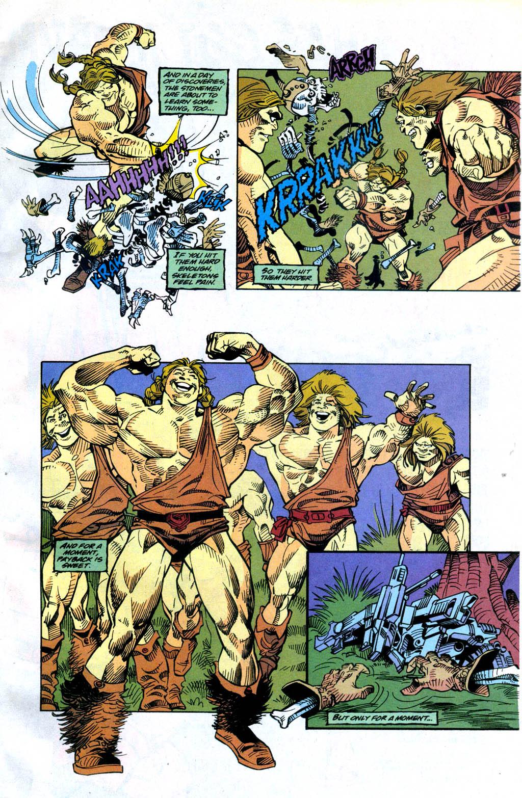 Skeleton Warriors Issue #4 #4 - English 8