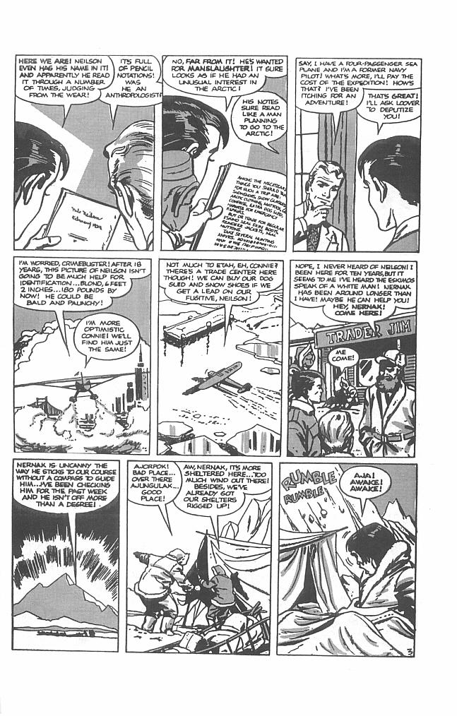 Read online Men of Mystery Comics comic -  Issue #27 - 31