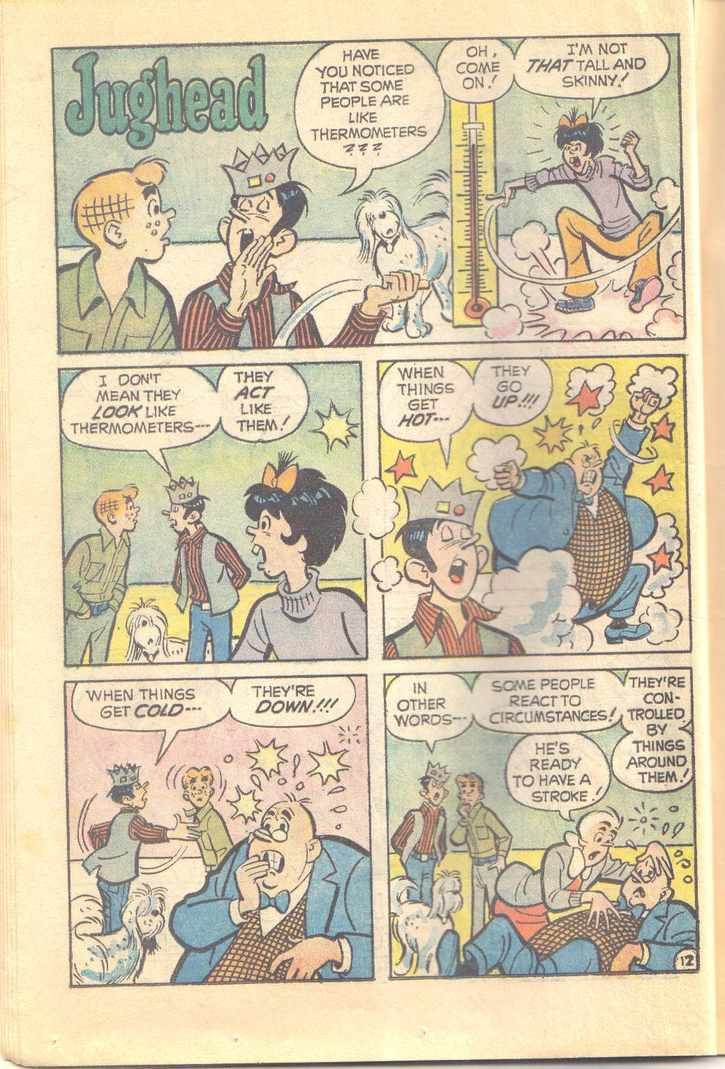 Archie's Love Scene issue Full - Page 14