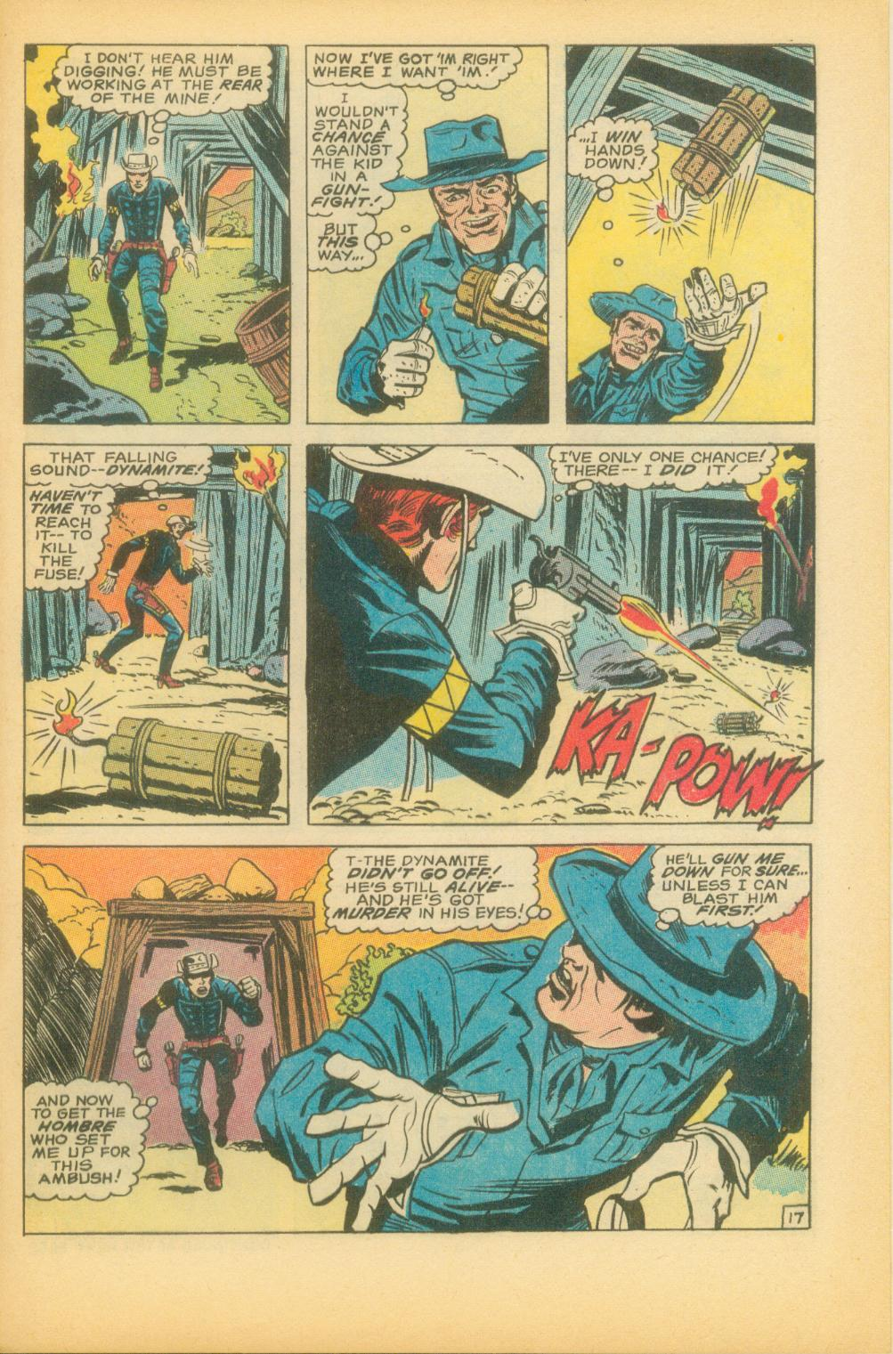 The Rawhide Kid (1955) issue 73 - Page 30