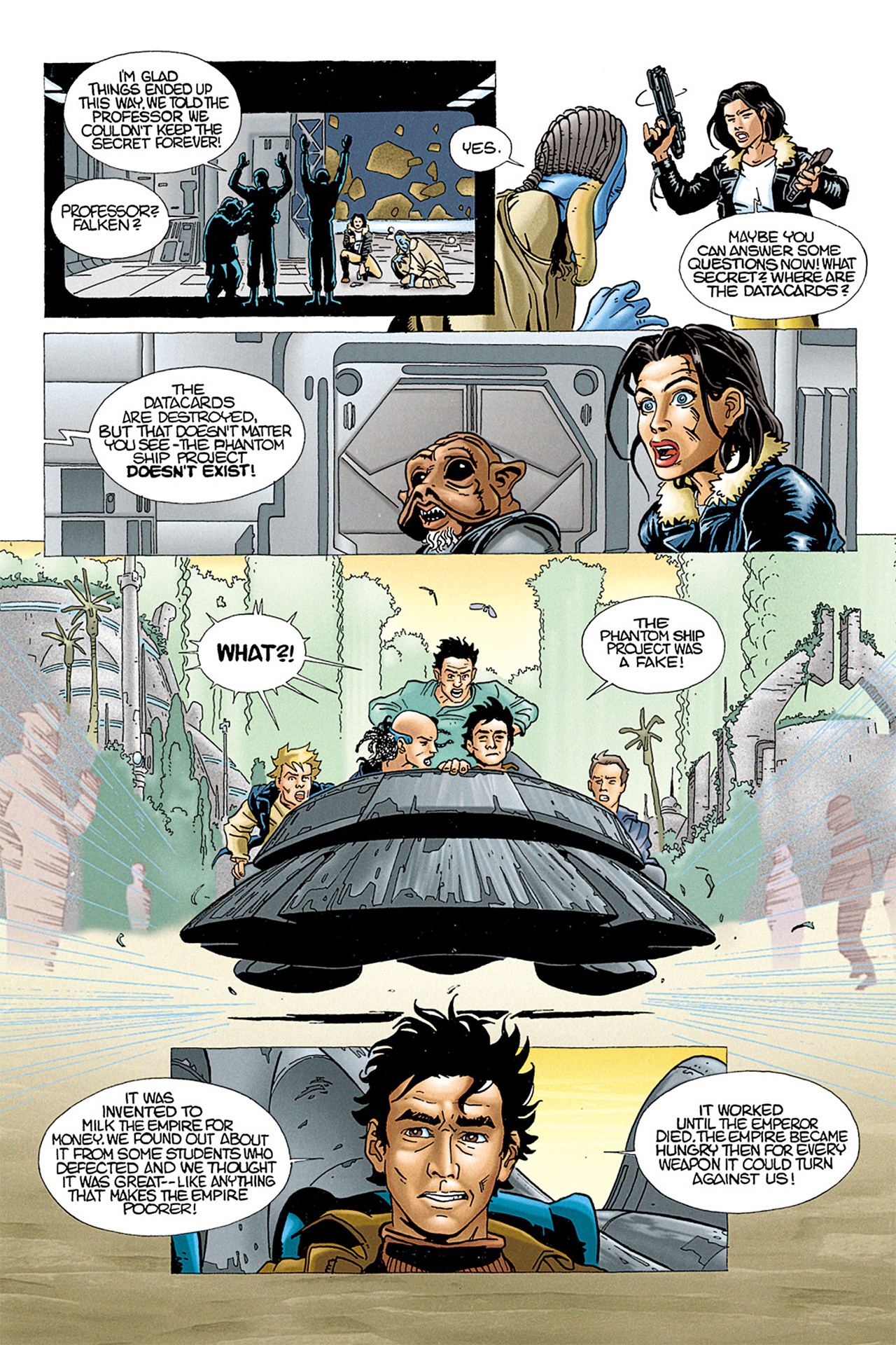 Read online Star Wars Omnibus comic -  Issue # Vol. 1 - 239