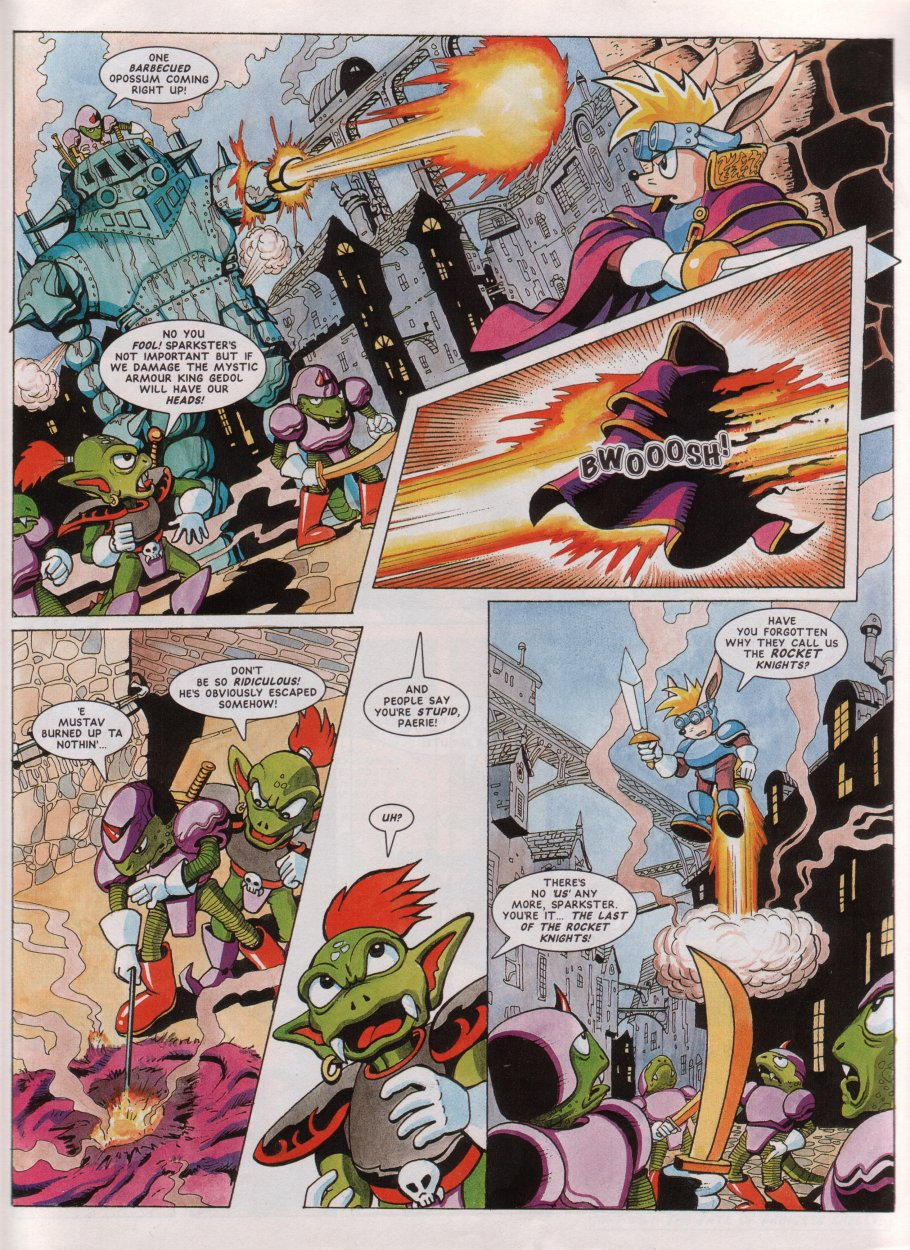 Read online Sonic the Comic comic -  Issue #53 - 27