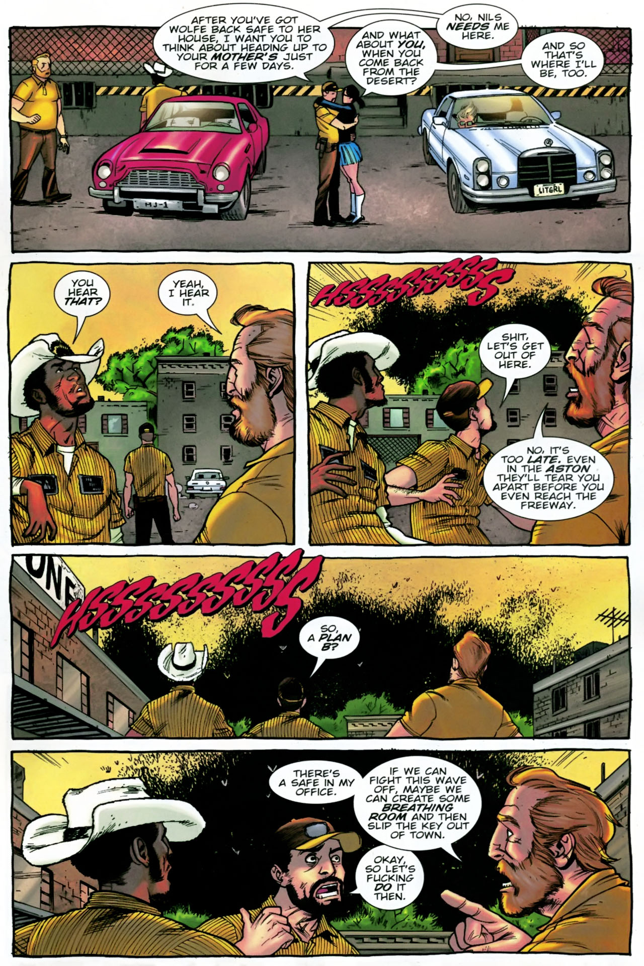 Read online The Exterminators comic -  Issue #28 - 17