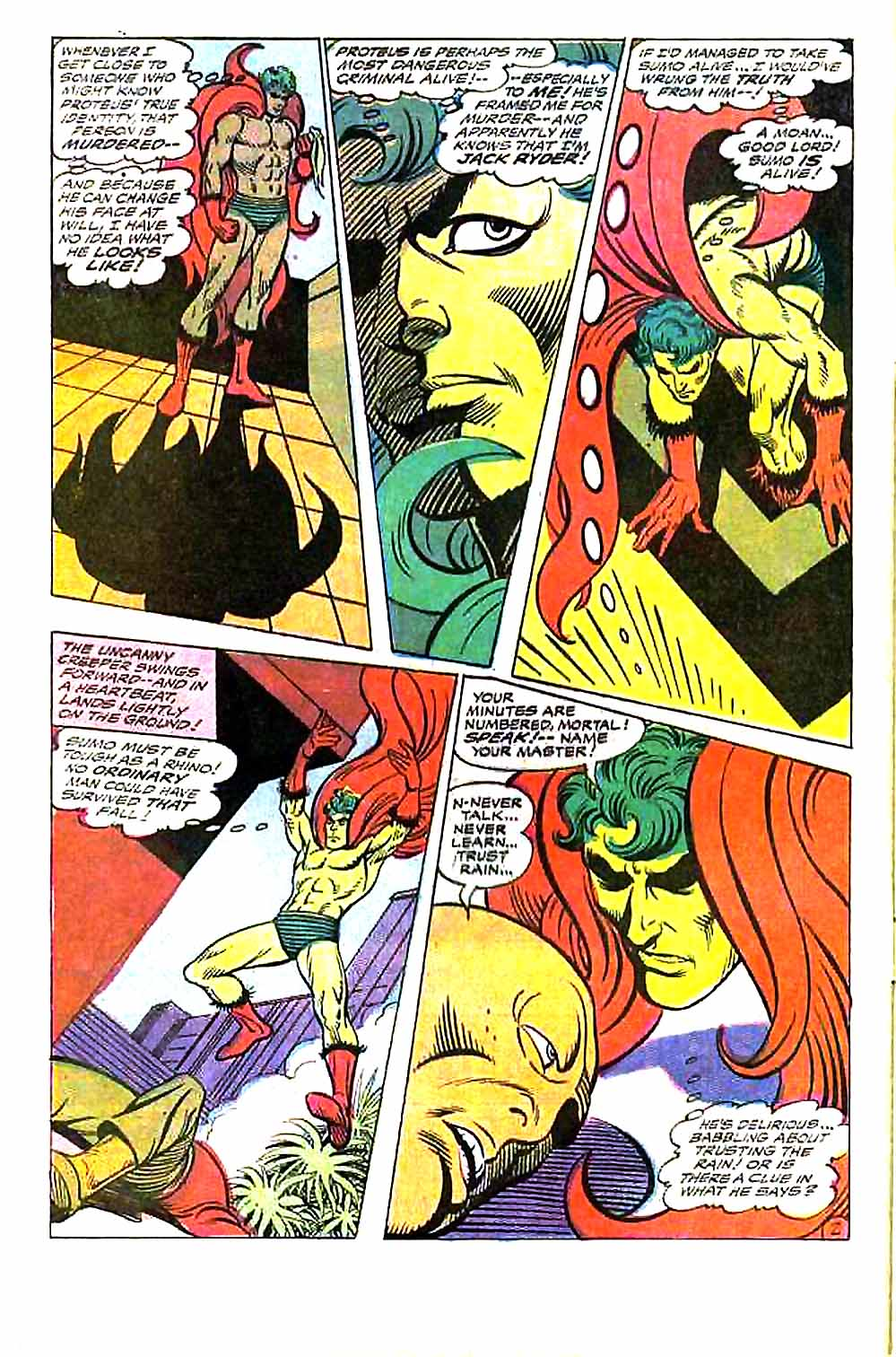 Beware The Creeper (1968) issue 5 - Page 4