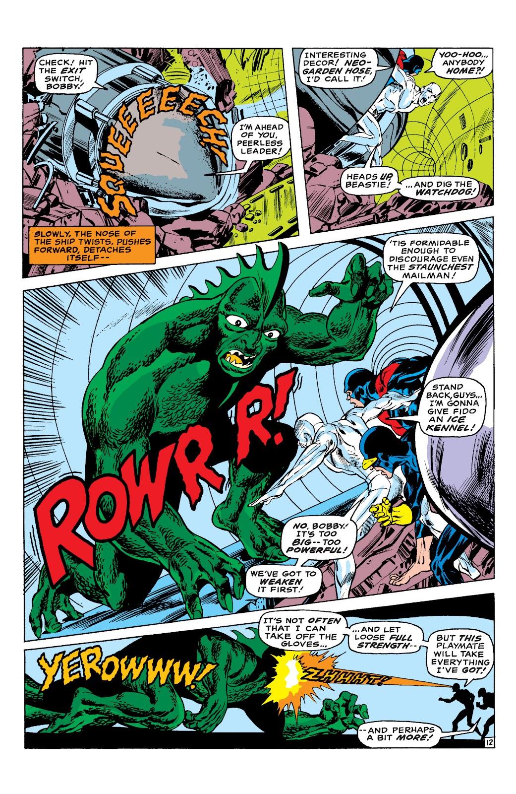 Uncanny X-Men (1963) issue 65 - Page 13