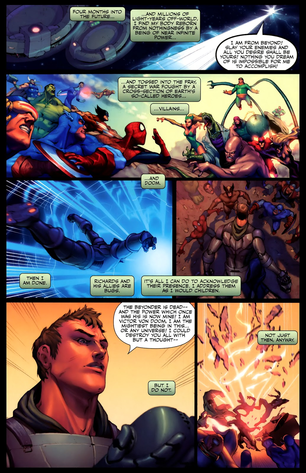 Read online What If? Secret Wars comic -  Issue # Full - 14