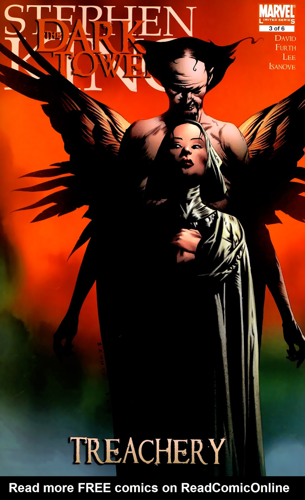 Dark Tower: Treachery issue 3 - Page 1