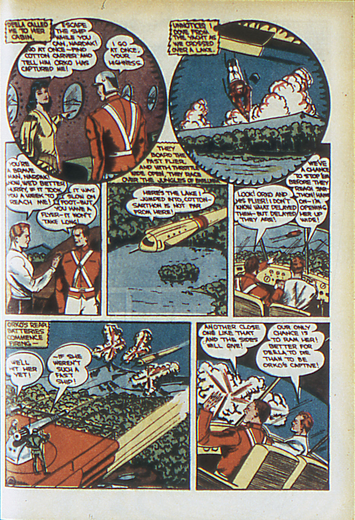 Read online Adventure Comics (1938) comic -  Issue #61 - 50