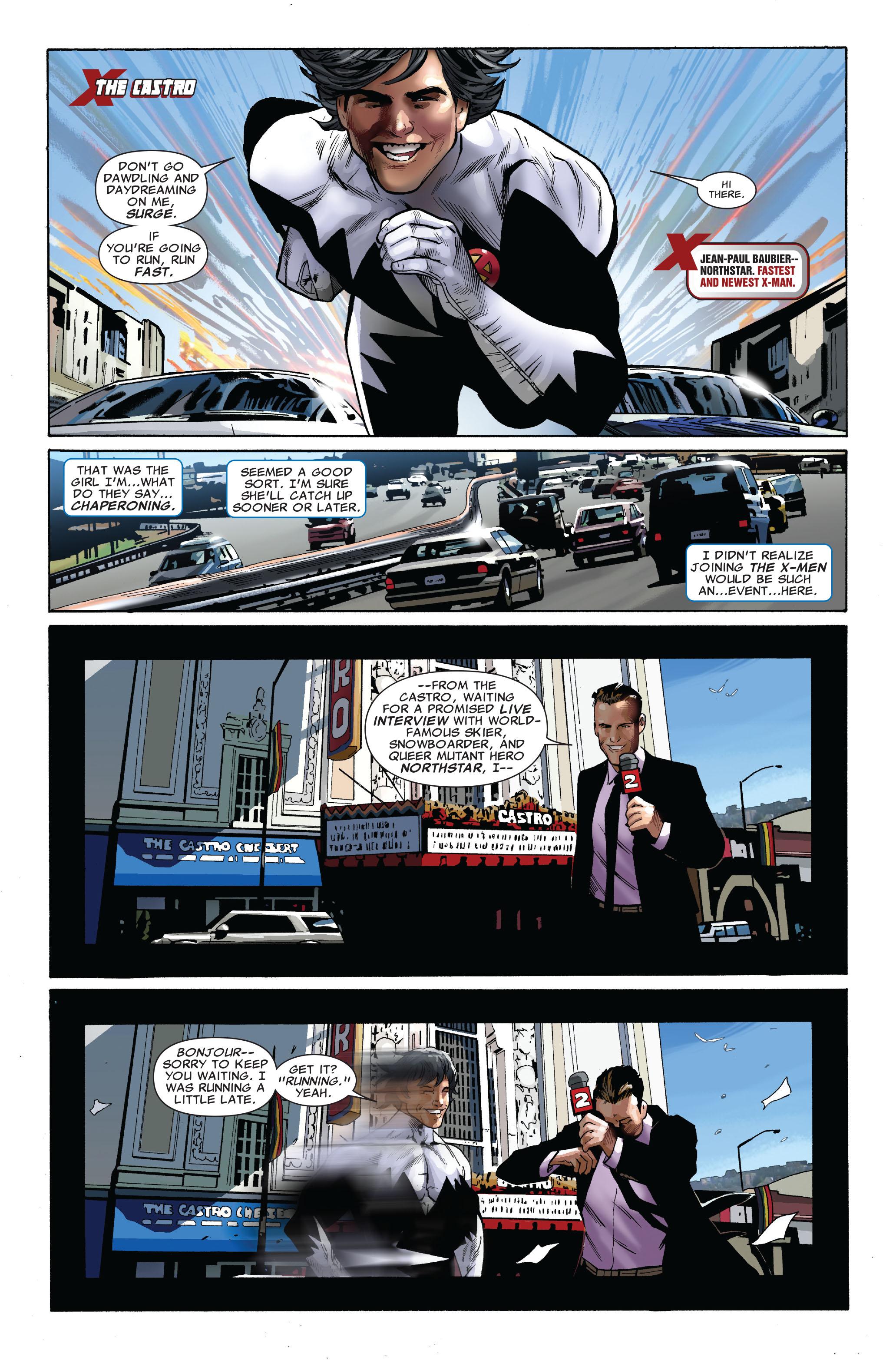 Read online Uncanny X-Men (1963) comic -  Issue #509 - 6