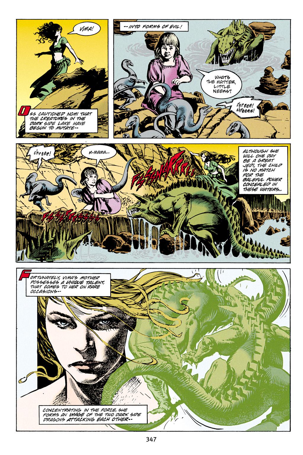 Read online Star Wars Omnibus comic -  Issue # Vol. 4 - 336