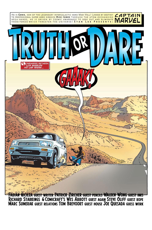 Captain Marvel (1999) Issue #14 #15 - English 2