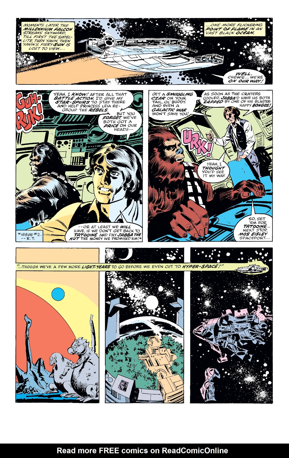 Read online Star Wars Legends: The Original Marvel Years - Epic Collection comic -  Issue # TPB 1 (Part 2) - 19
