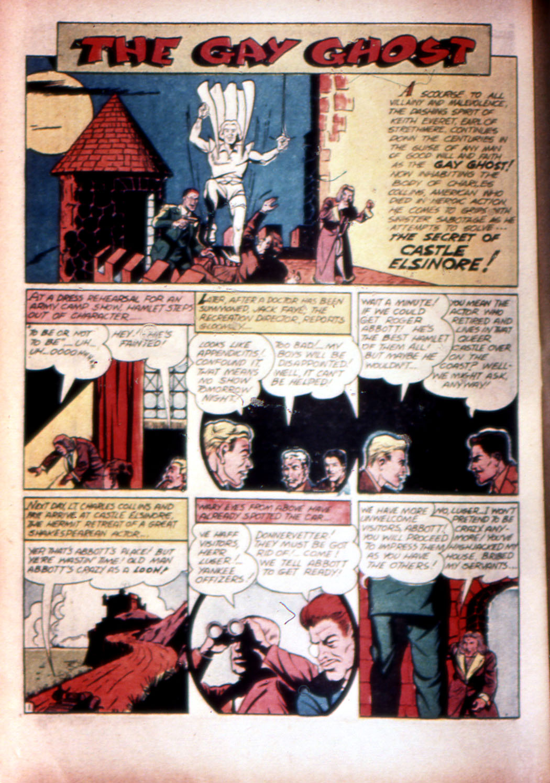 Read online Sensation (Mystery) Comics comic -  Issue #20 - 32
