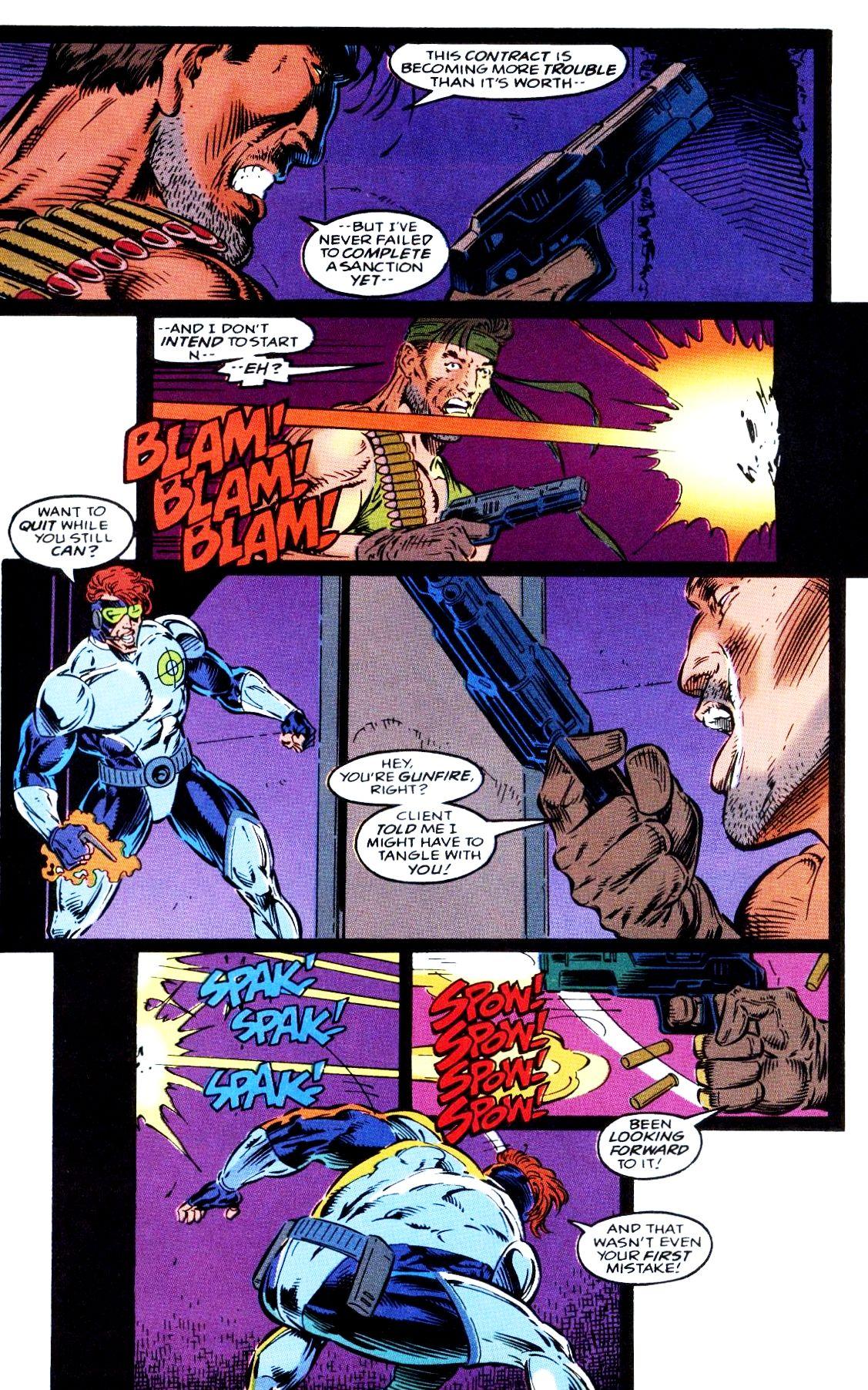 Read online Gunfire comic -  Issue #7 - 24