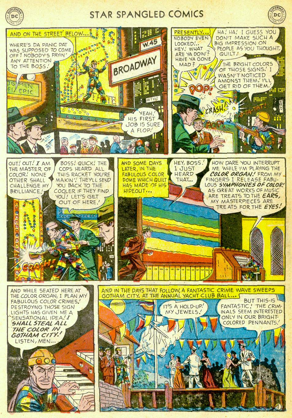 Star Spangled Comics (1941) issue 123 - Page 15