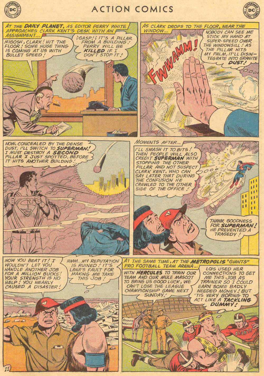 Read online Action Comics (1938) comic -  Issue #279 - 13