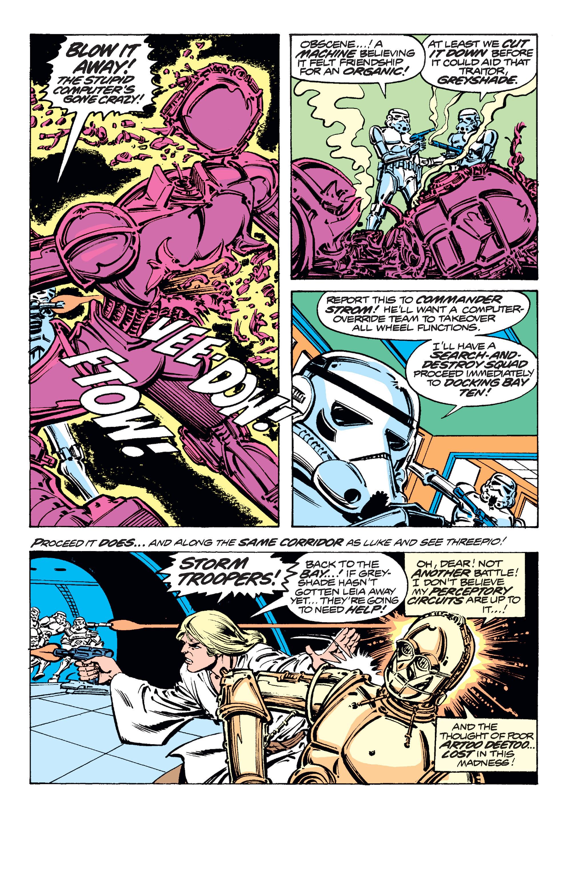 Read online Star Wars Omnibus comic -  Issue # Vol. 13 - 408