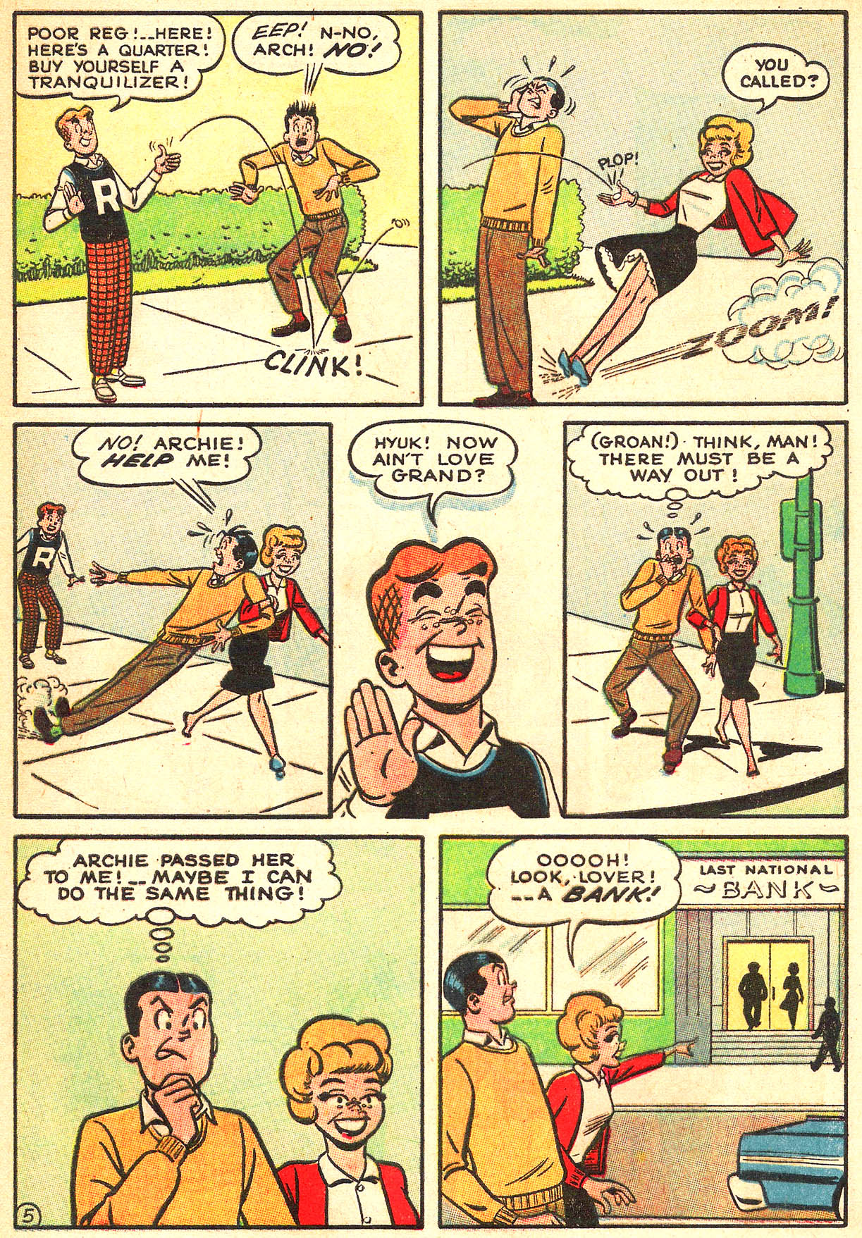 Read online Archie (1960) comic -  Issue #133 - 17