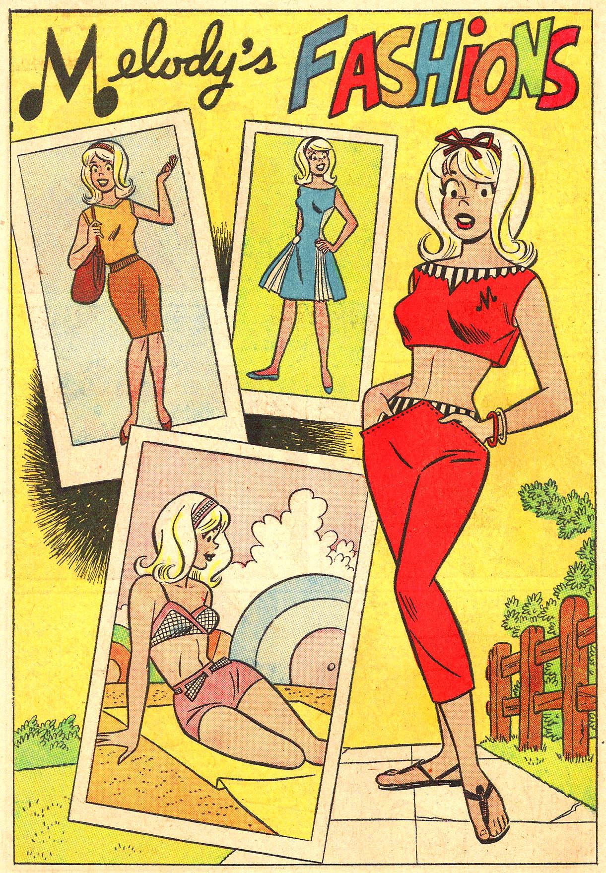 Read online She's Josie comic -  Issue #18 - 18