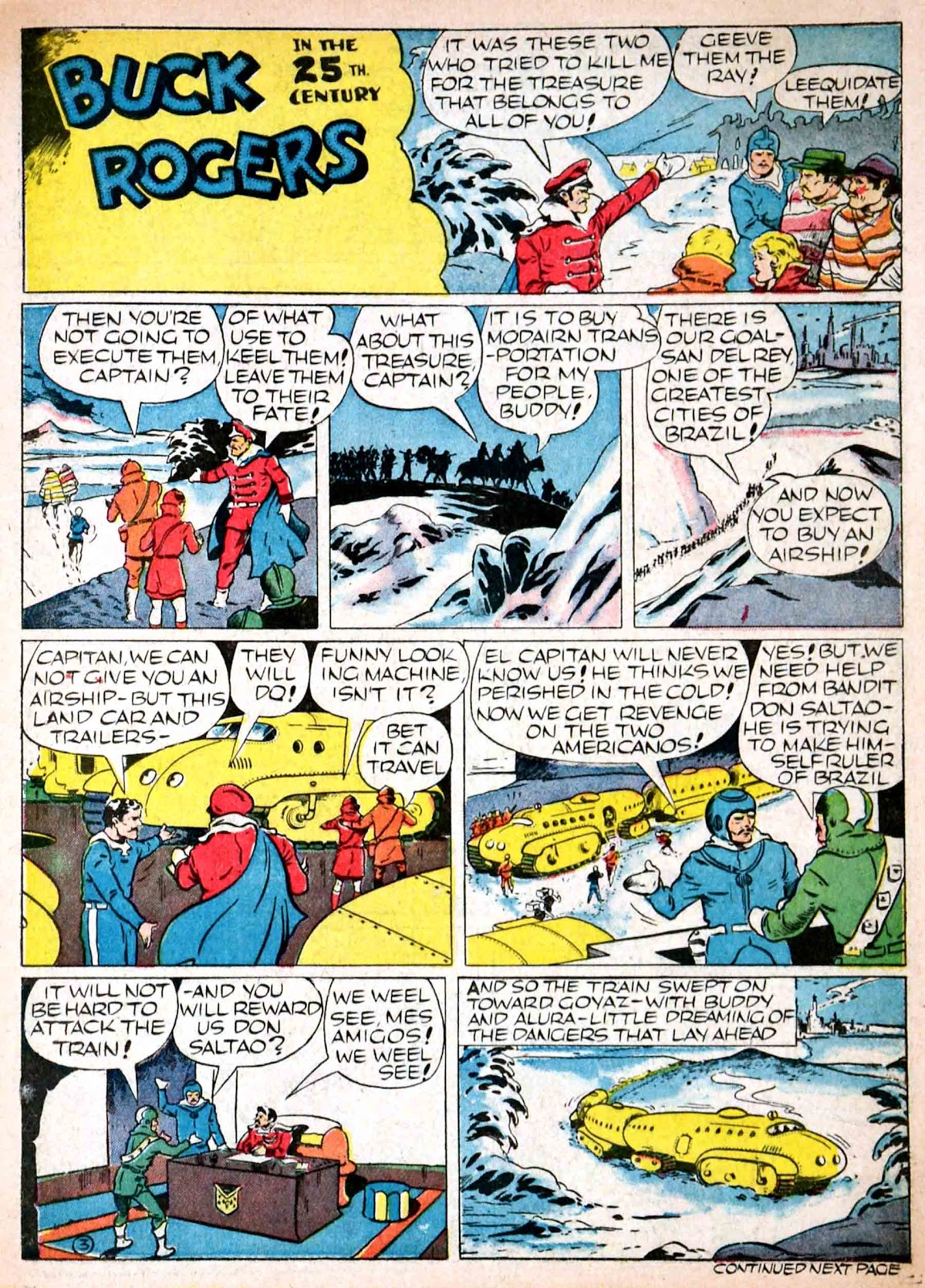 Read online Famous Funnies comic -  Issue #68 - 19