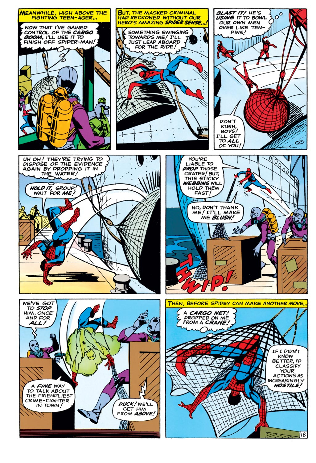 The Amazing Spider-Man (1963) 31 Page 18