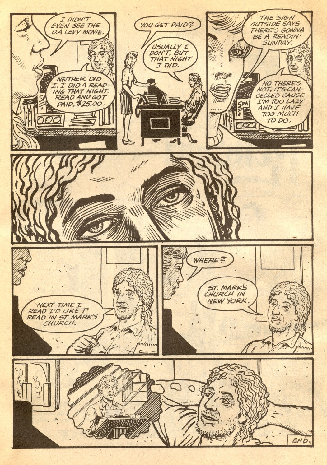 American Splendor (1976) issue 7 - Page 56