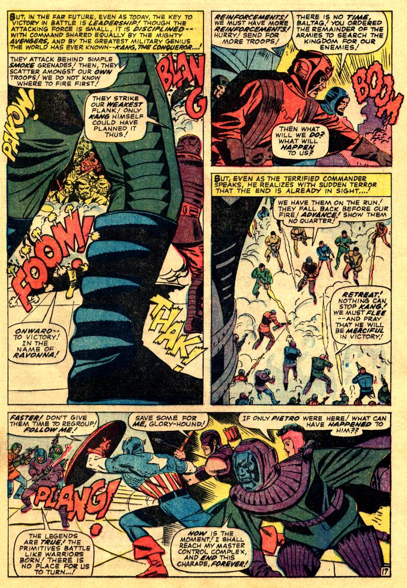 The Avengers (1963) 24 Page 17