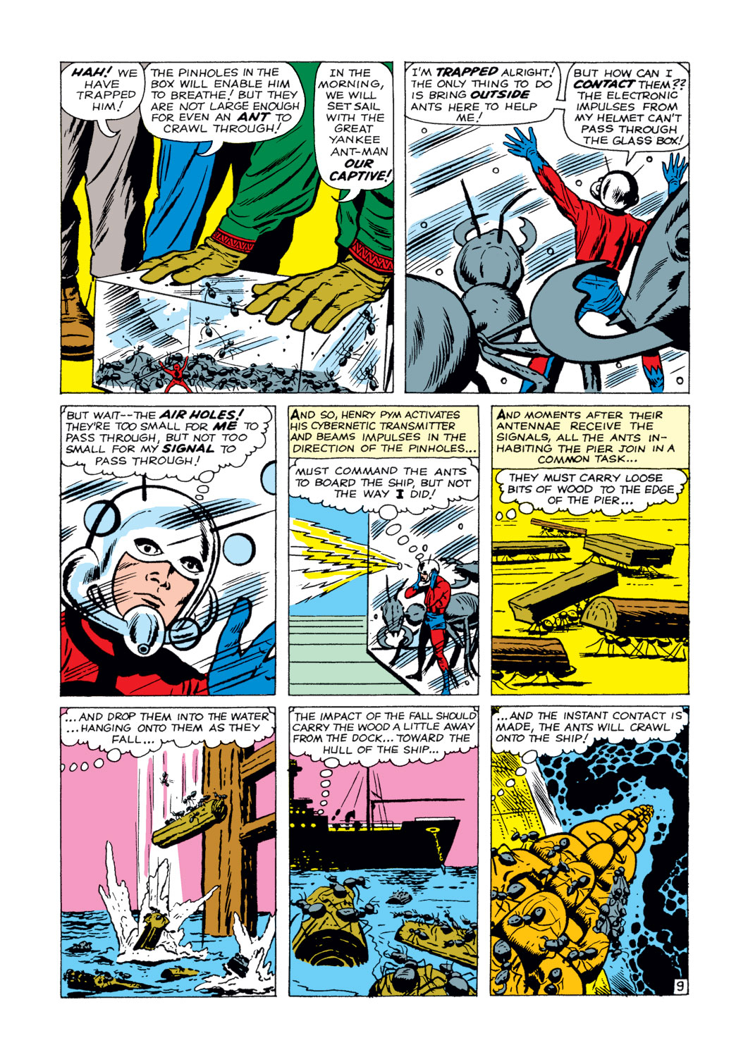 Tales to Astonish (1959) issue 36 - Page 10