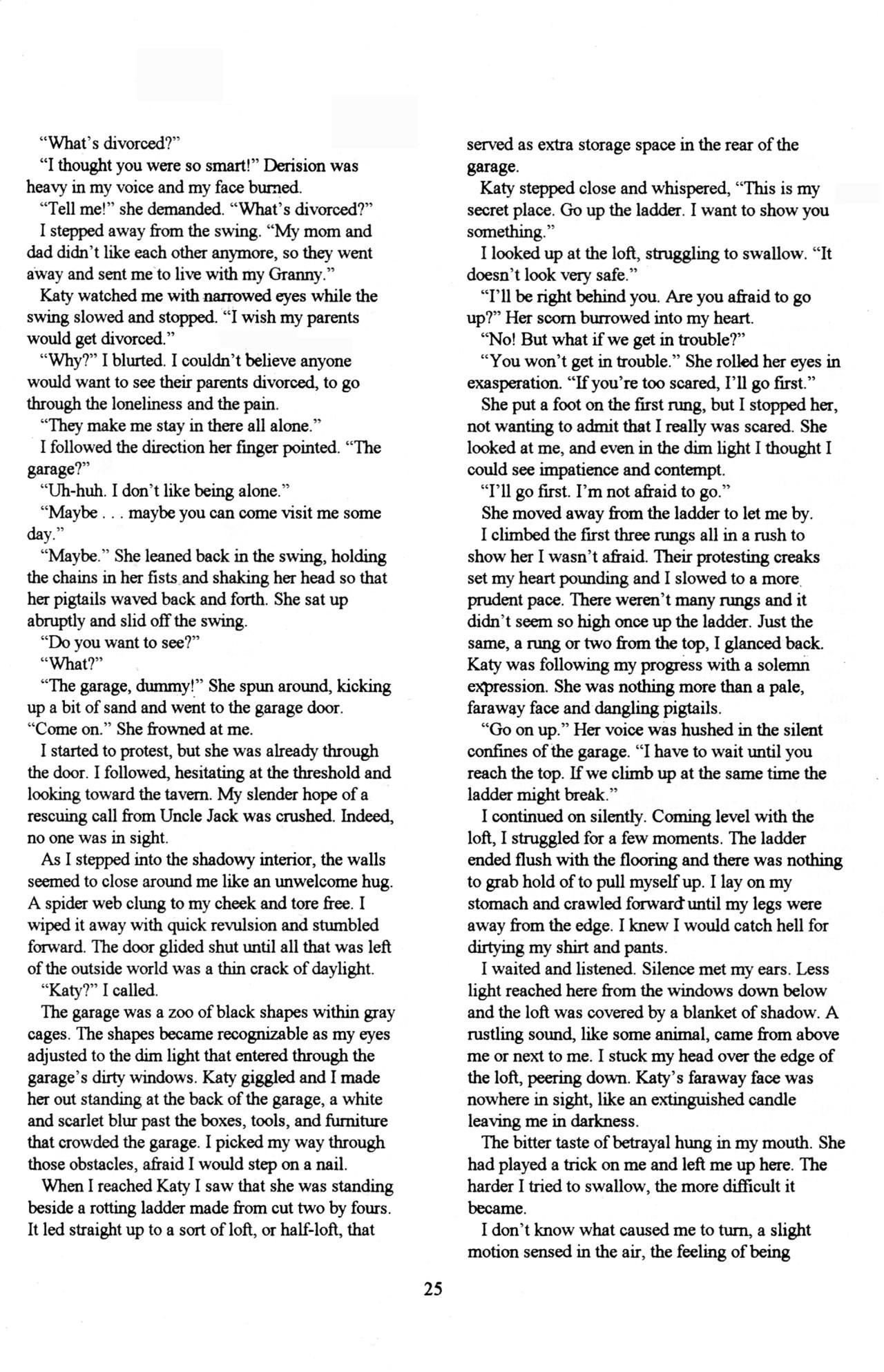 Read online Dr. Weird (1997) comic -  Issue #2 - 27