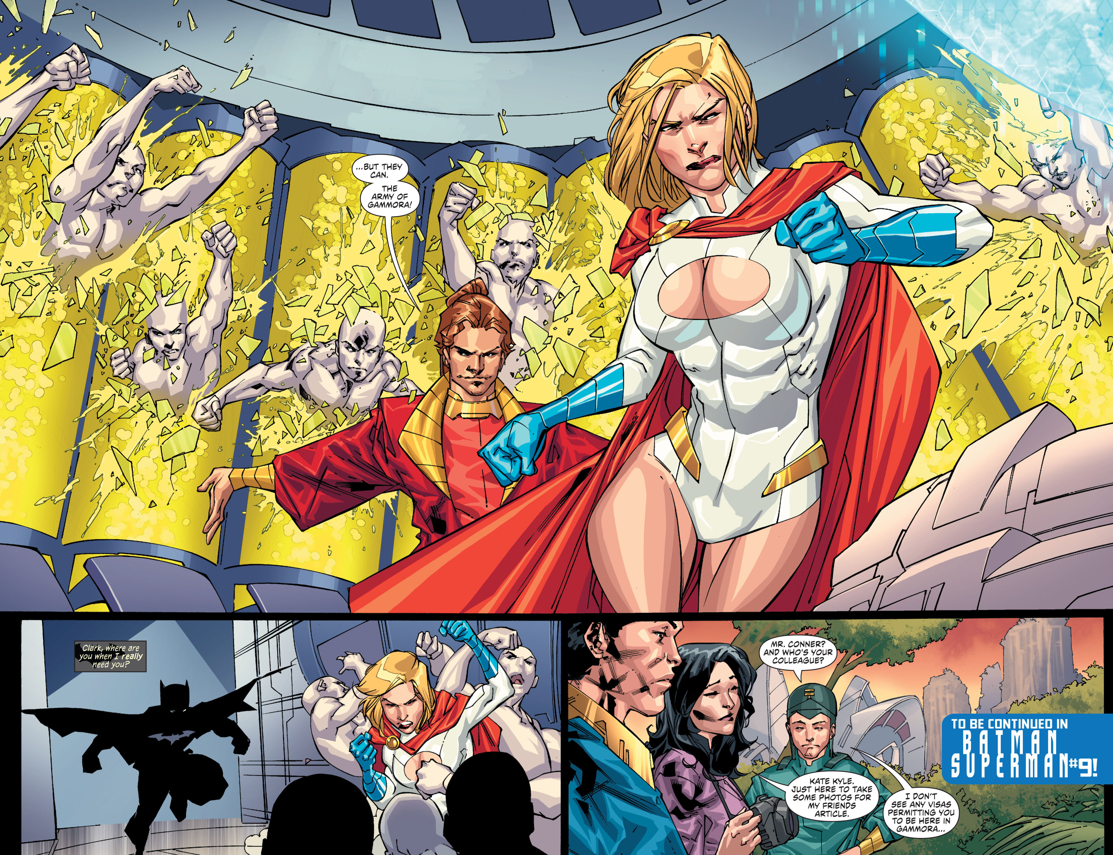 Read online Worlds' Finest comic -  Issue #20 - 20