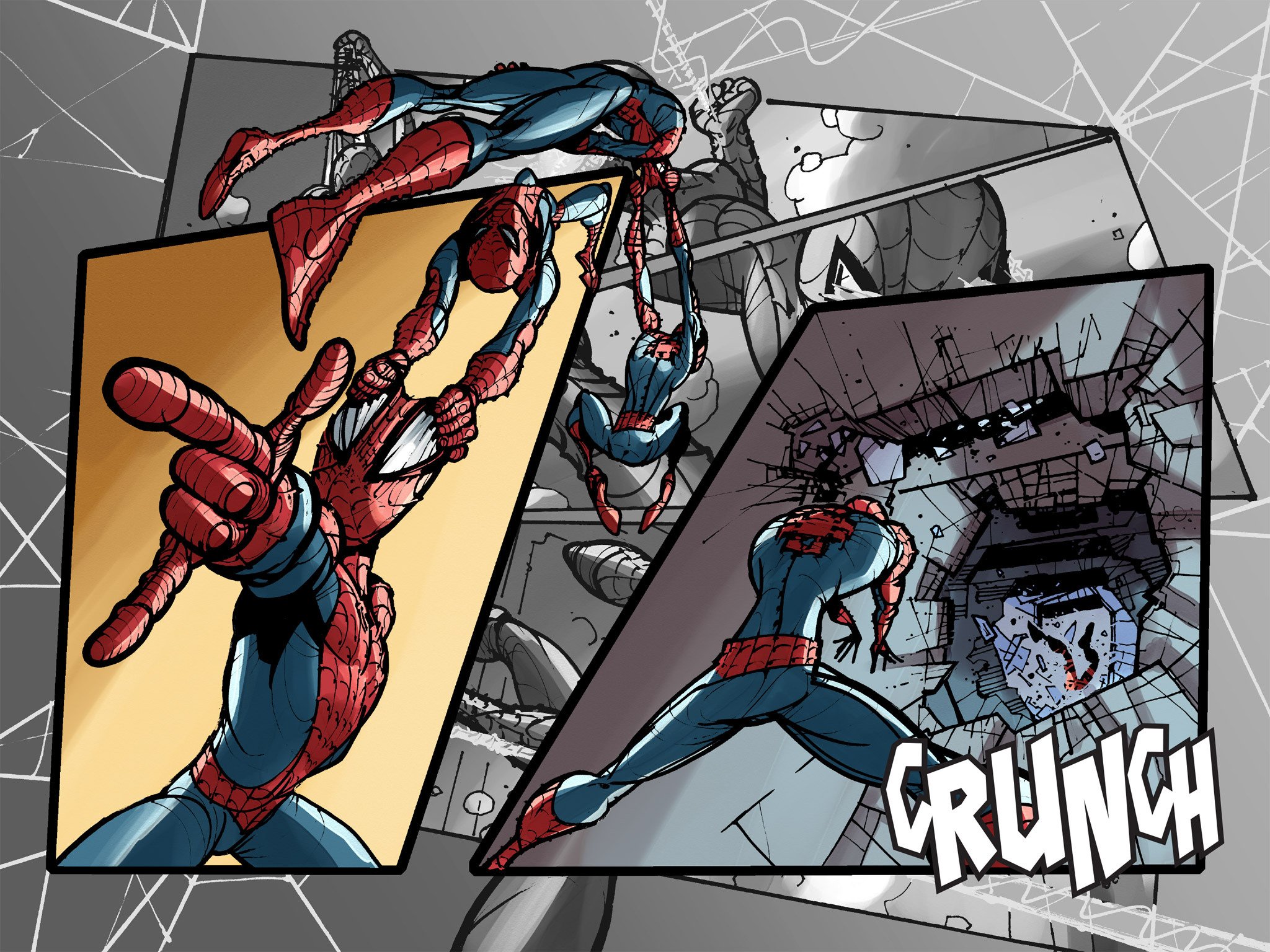 Read online Amazing Spider-Man: Who Am I? comic -  Issue # Full (Part 2) - 141